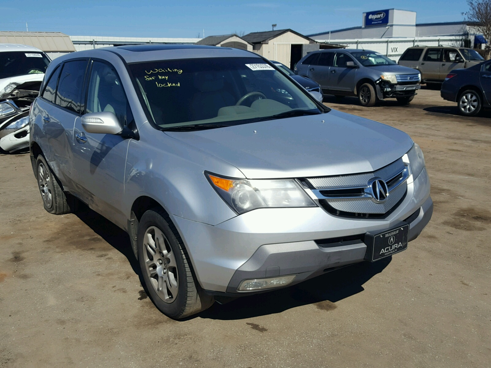 mdx owned pre used for acura pic sale