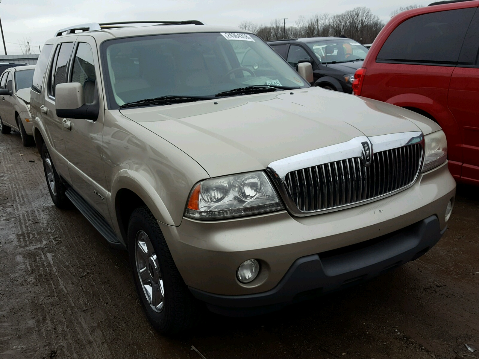 2005 LINCOLN AVIATOR 4.6L
