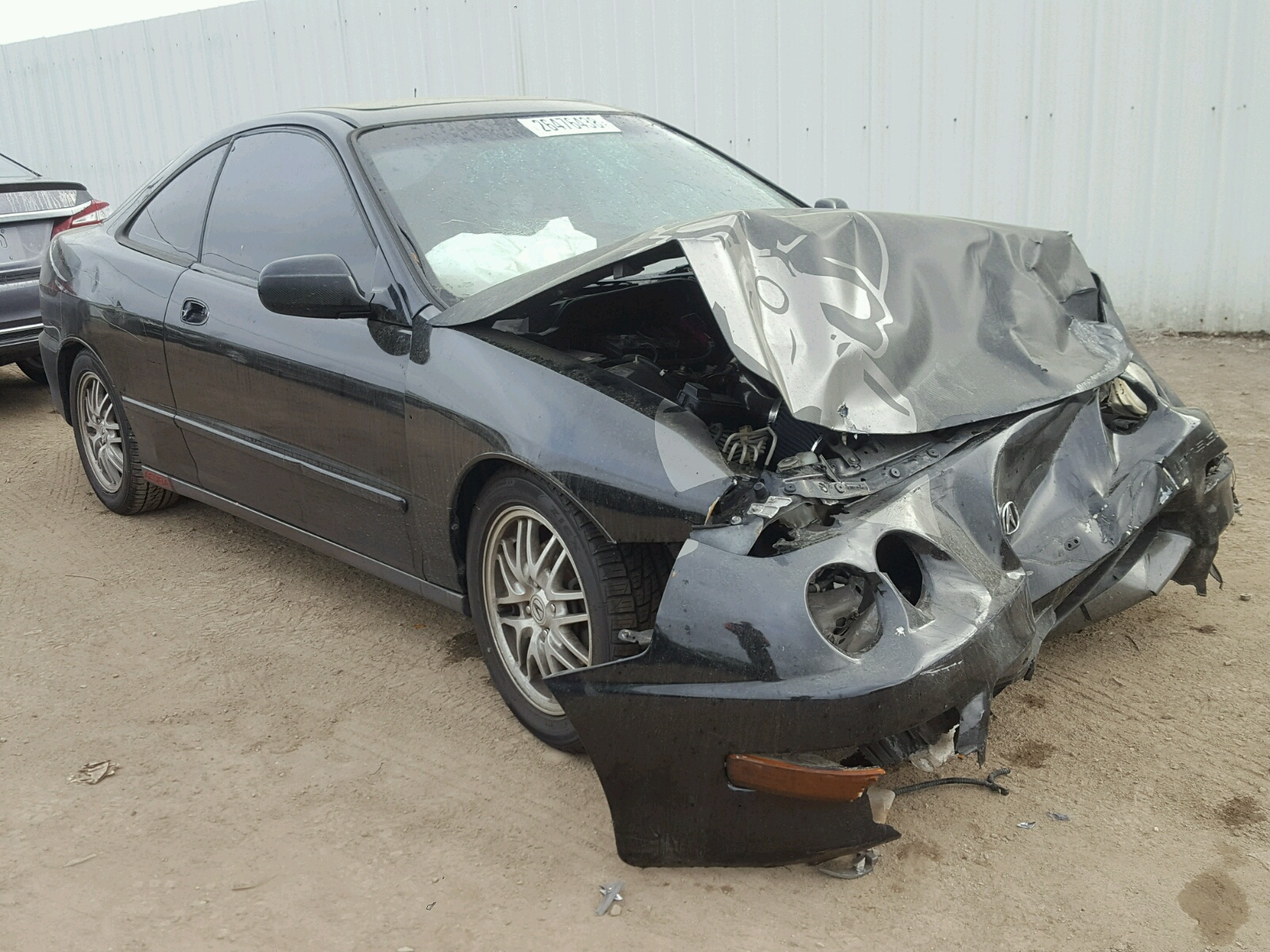 for sale type r features tuner acura o integra side import magazine impp
