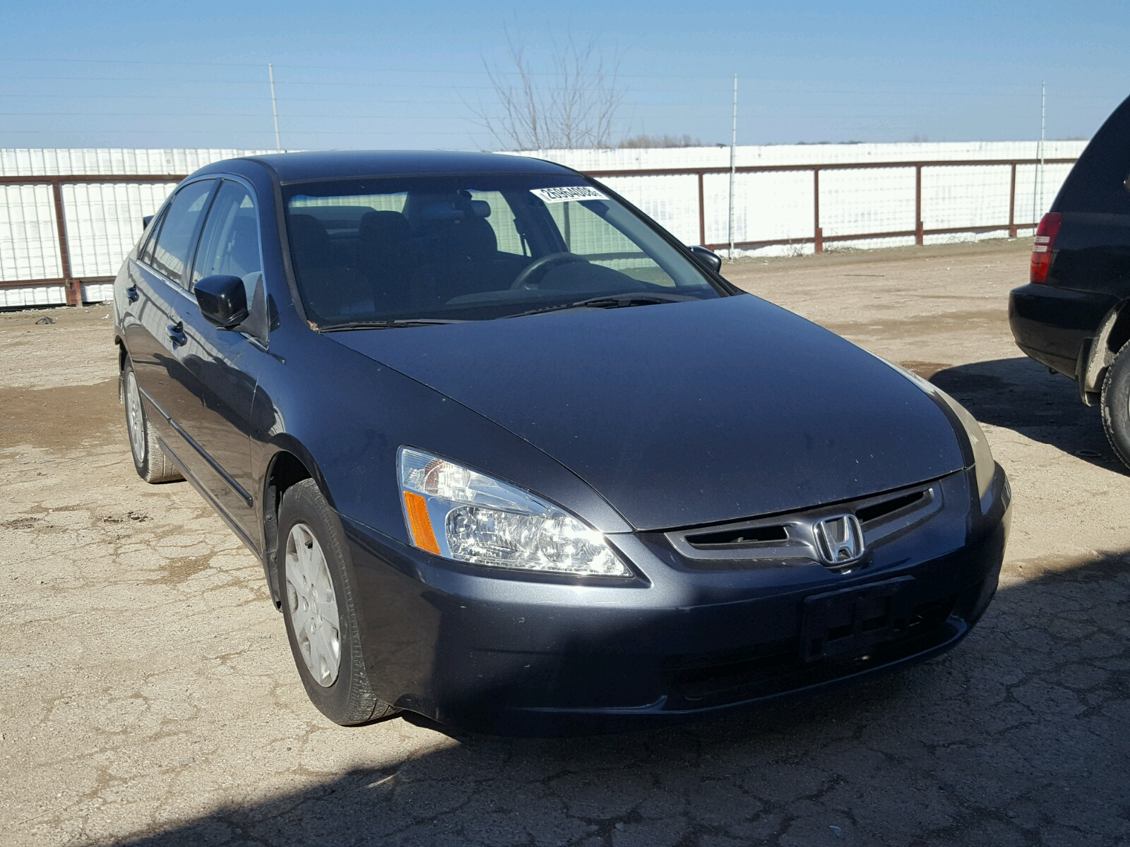Auto Auction Ended on VIN: 1HGCM56343A061559 2003 HONDA ...