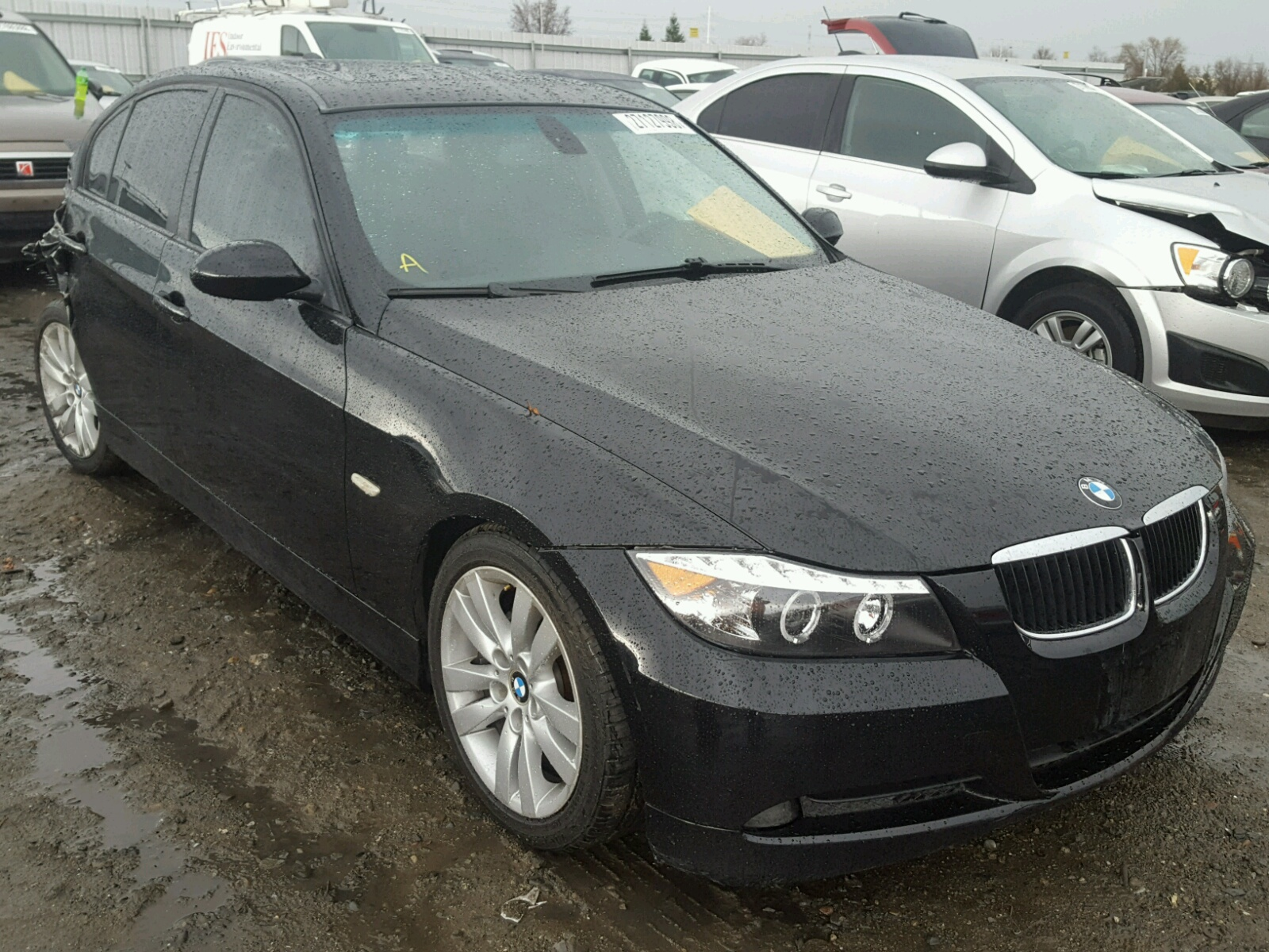 Auto Auction Ended On VIN WBABCFD BMW XI In MI - 2007 bmw 535xi