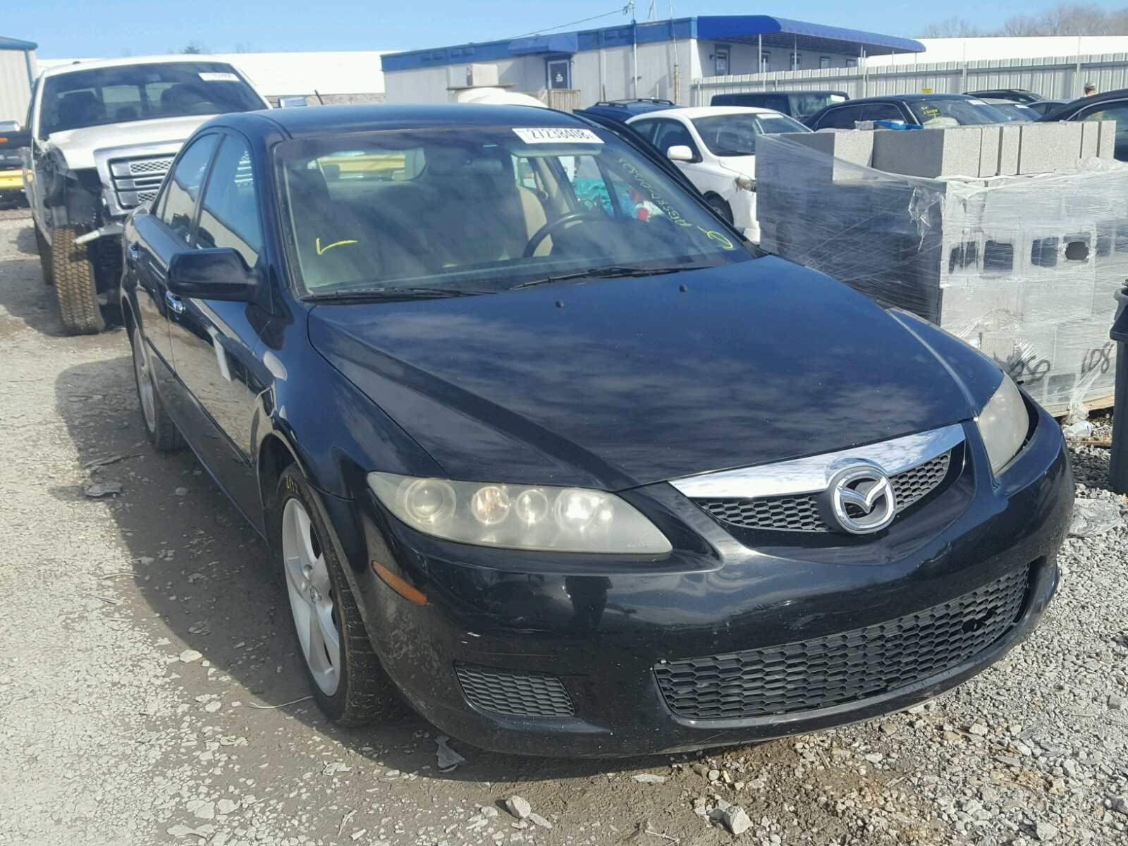 Auto Auction Ended On Vin 1yvfp84c565m01168 2006 Mazda 6 I In Qc Montreal