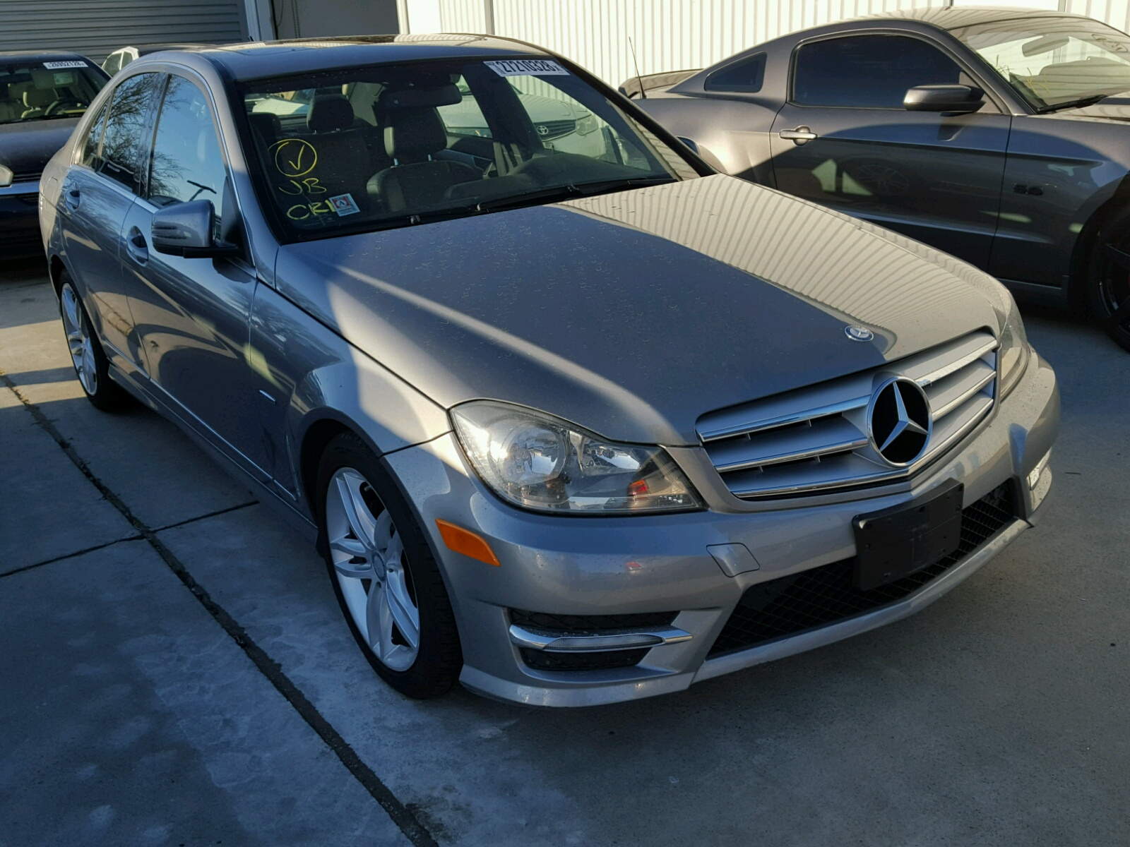 Auto auction ended on vin wddug8cb6ha304034 2017 mercedes for Sun valley motors sacramento