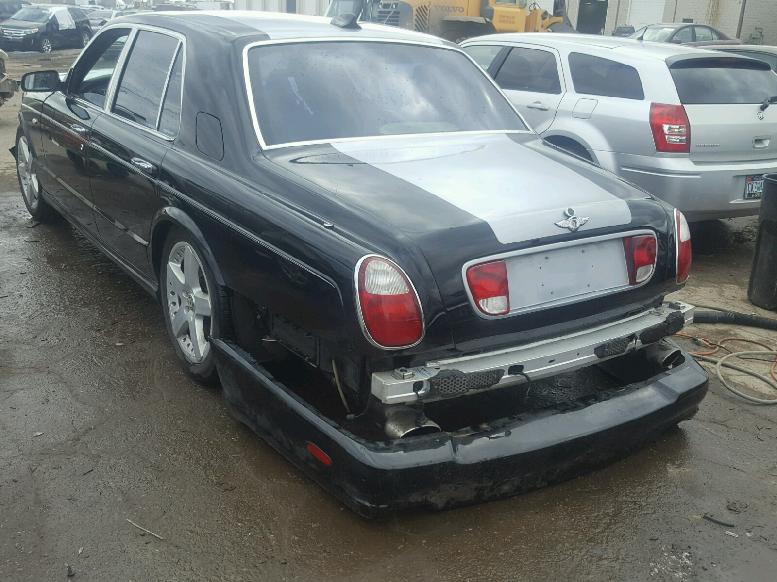 sale arnage final for series bentley t beluga