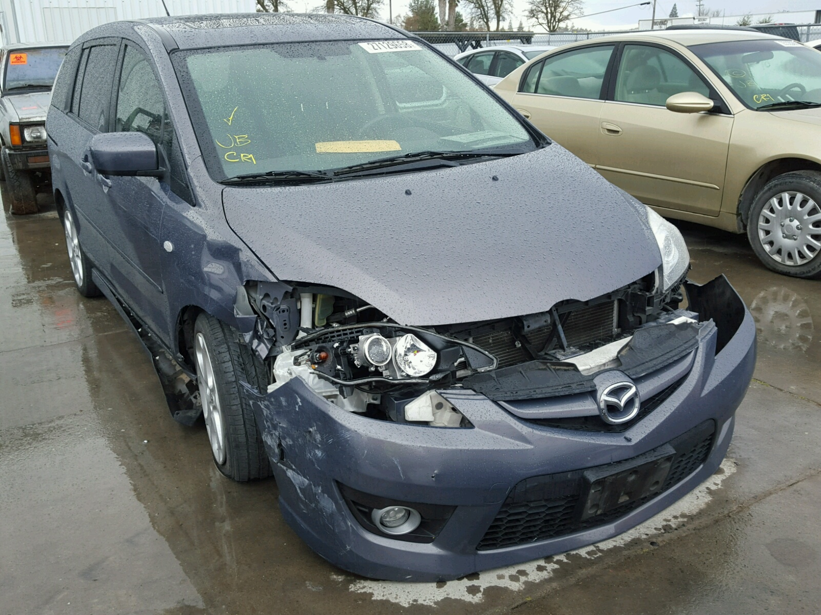 East Fayetteville Auto >> Auto Auction Ended on VIN: JM1CR293480316413 2008 MAZDA MAZDA5 in CO - DENVER SOUTH