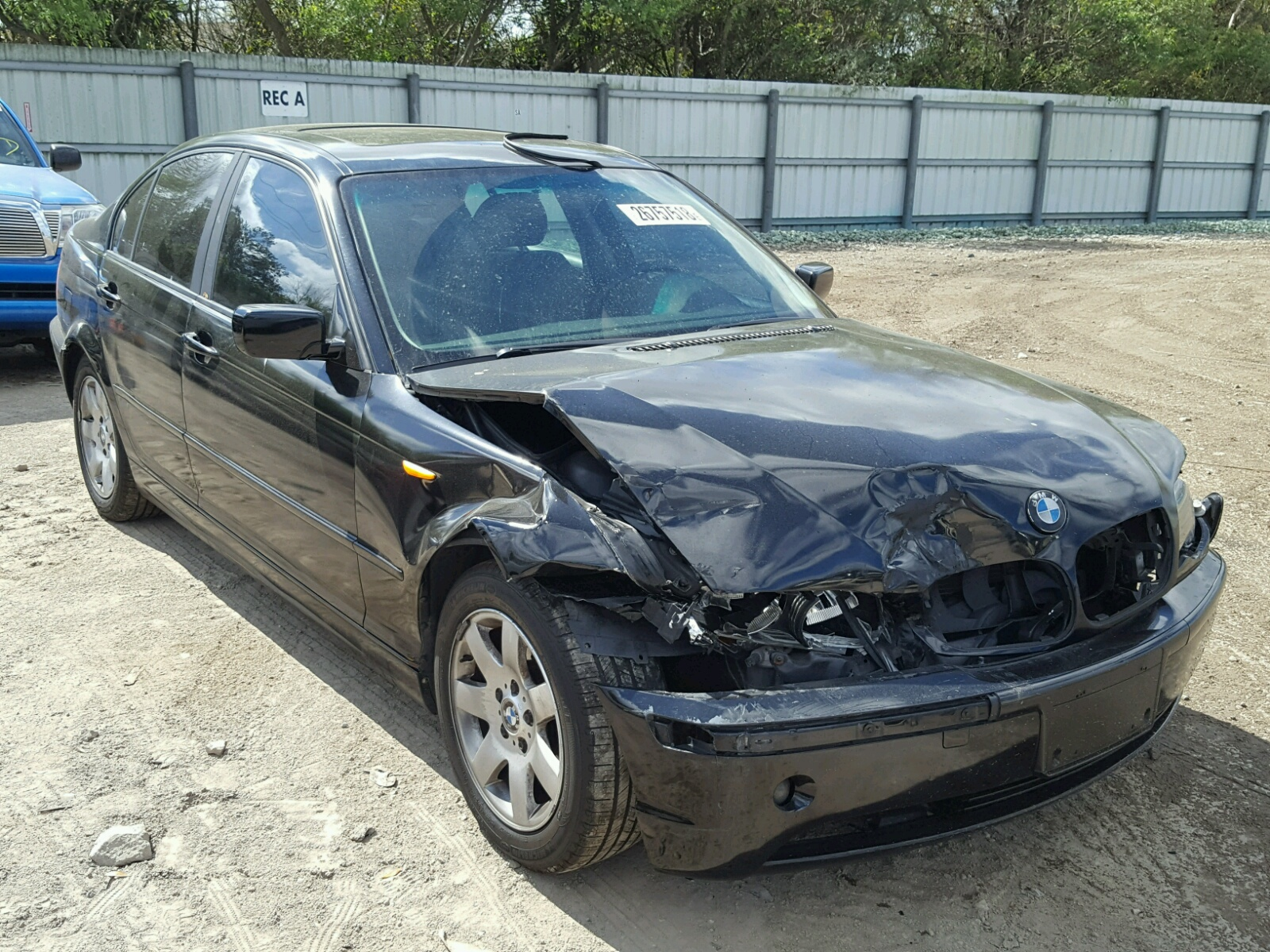 Auto Auction Ended On Vin Wbaet37472ng73459 2002 Bmw 325