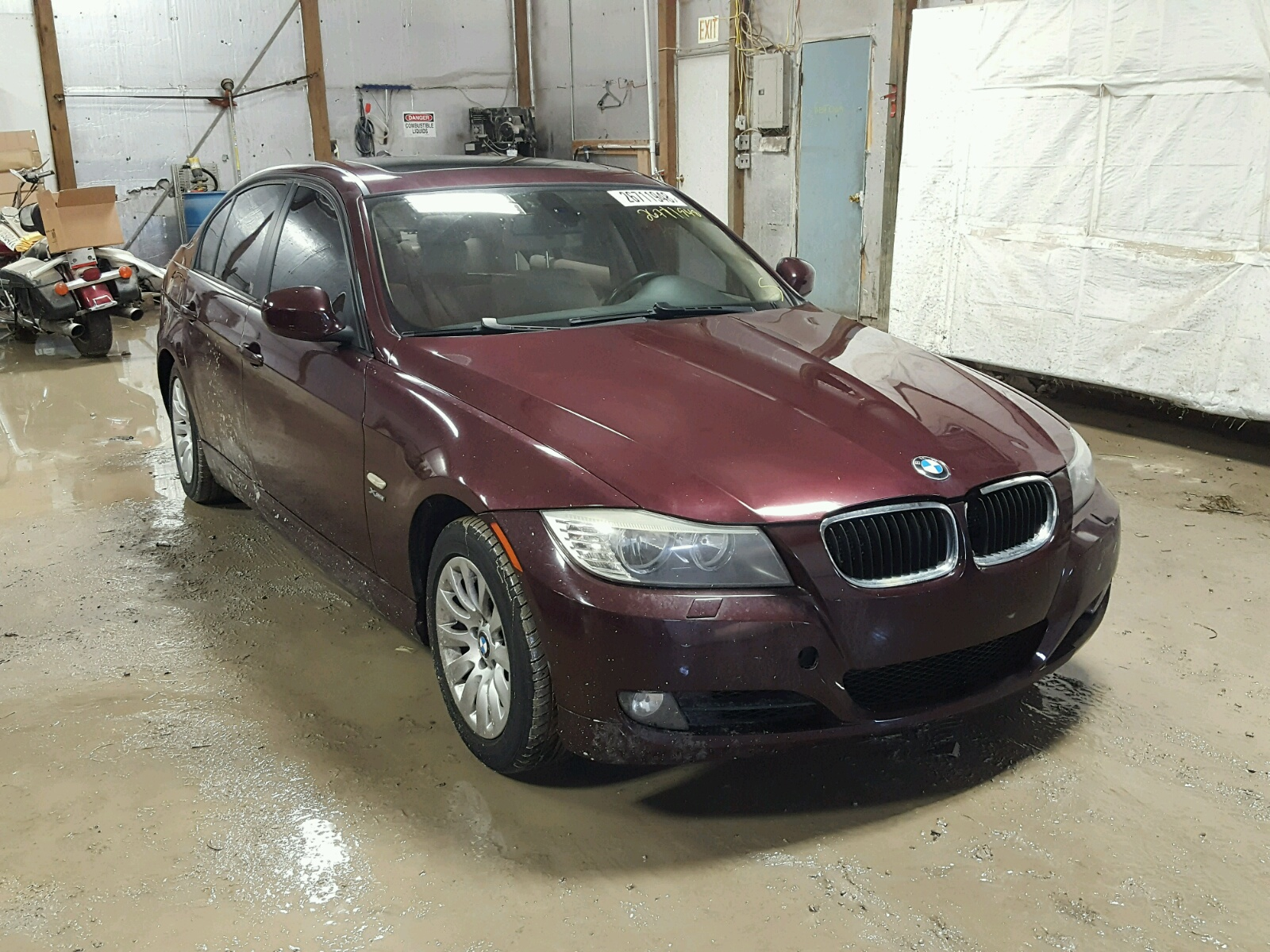 Auto Auction Ended On VIN WBAGNDS BMW LI In TX - 2009 bmw 745li