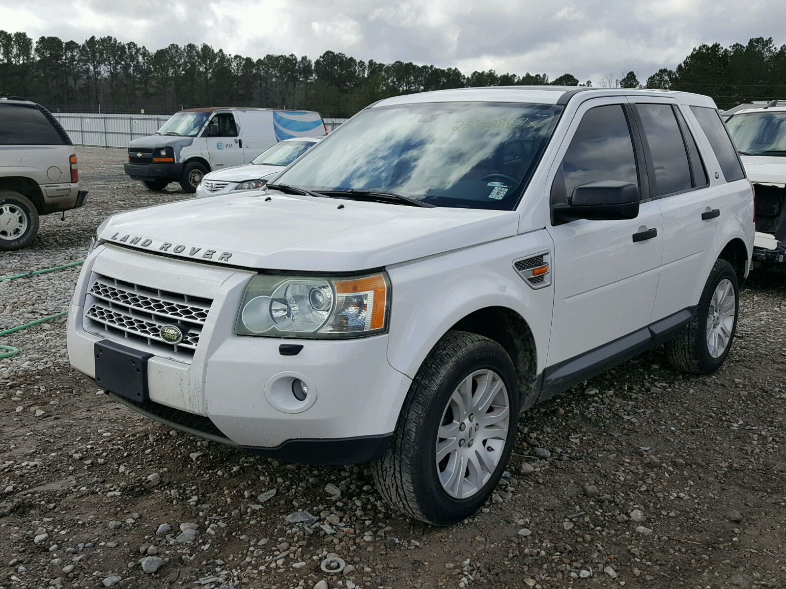 rover sale tec se online landrover lot auctions auction for savannah auto vehicle ga land on carfinder copart vin salvage title en ended