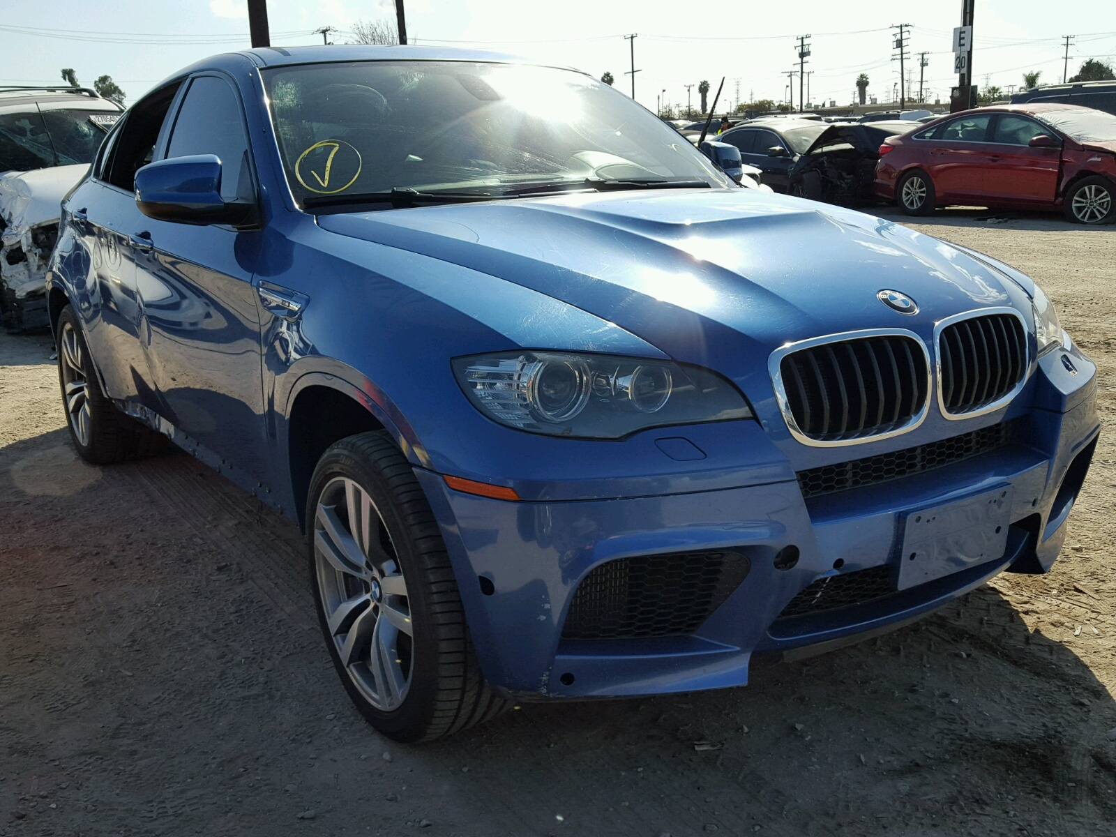 Auto Auction Ended On Vin 5uxfg8c58el592943 2014 Bmw X6