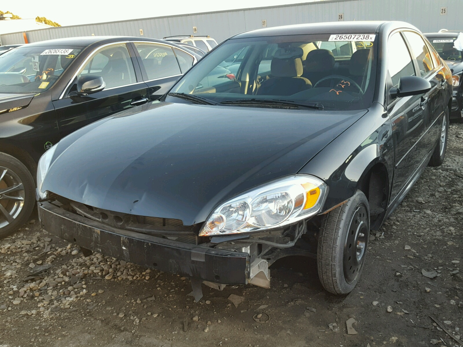 chevrolet present impala cars specs
