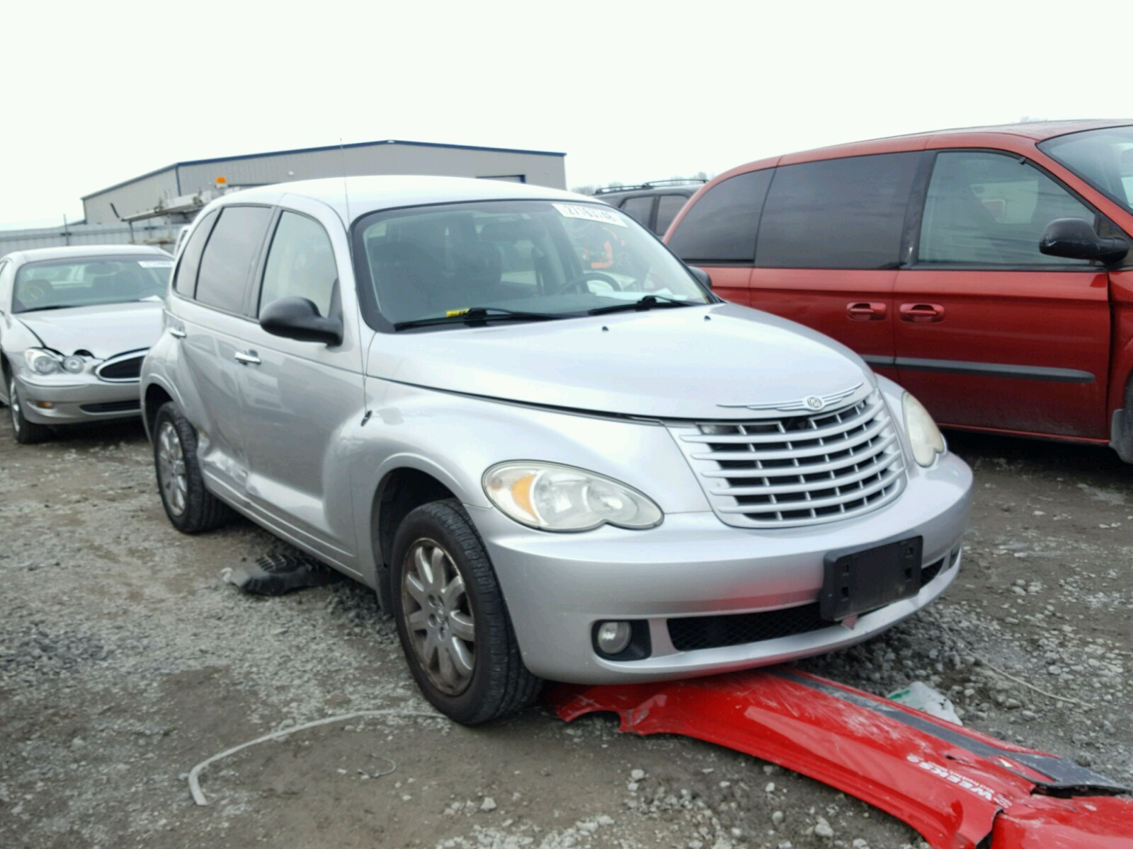 Salvage 2008 Chrysler PT CRUISER for sale