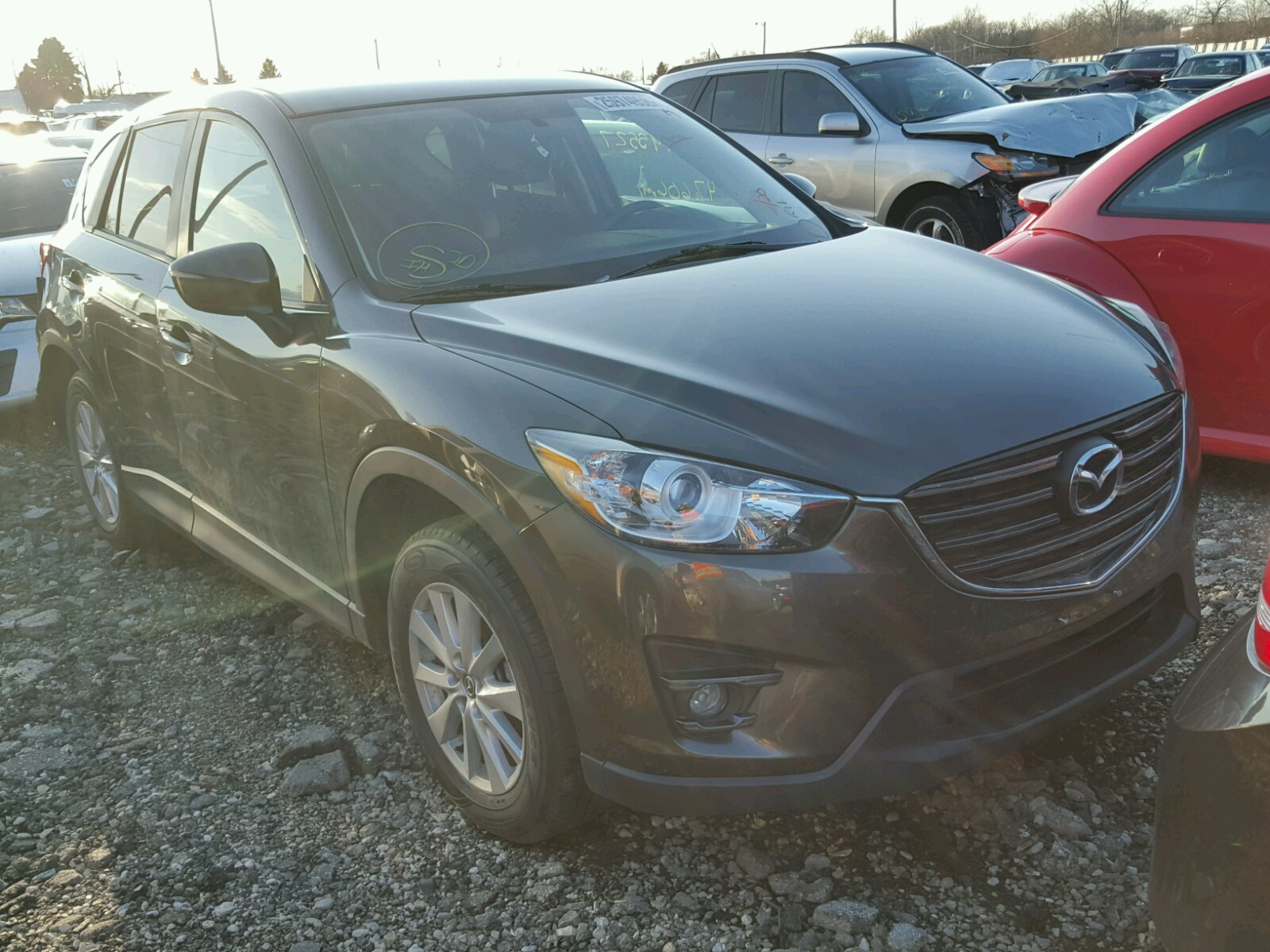 Auto Auction Ended On VIN JMBLHA MAZDA S In NC - Mazda 290