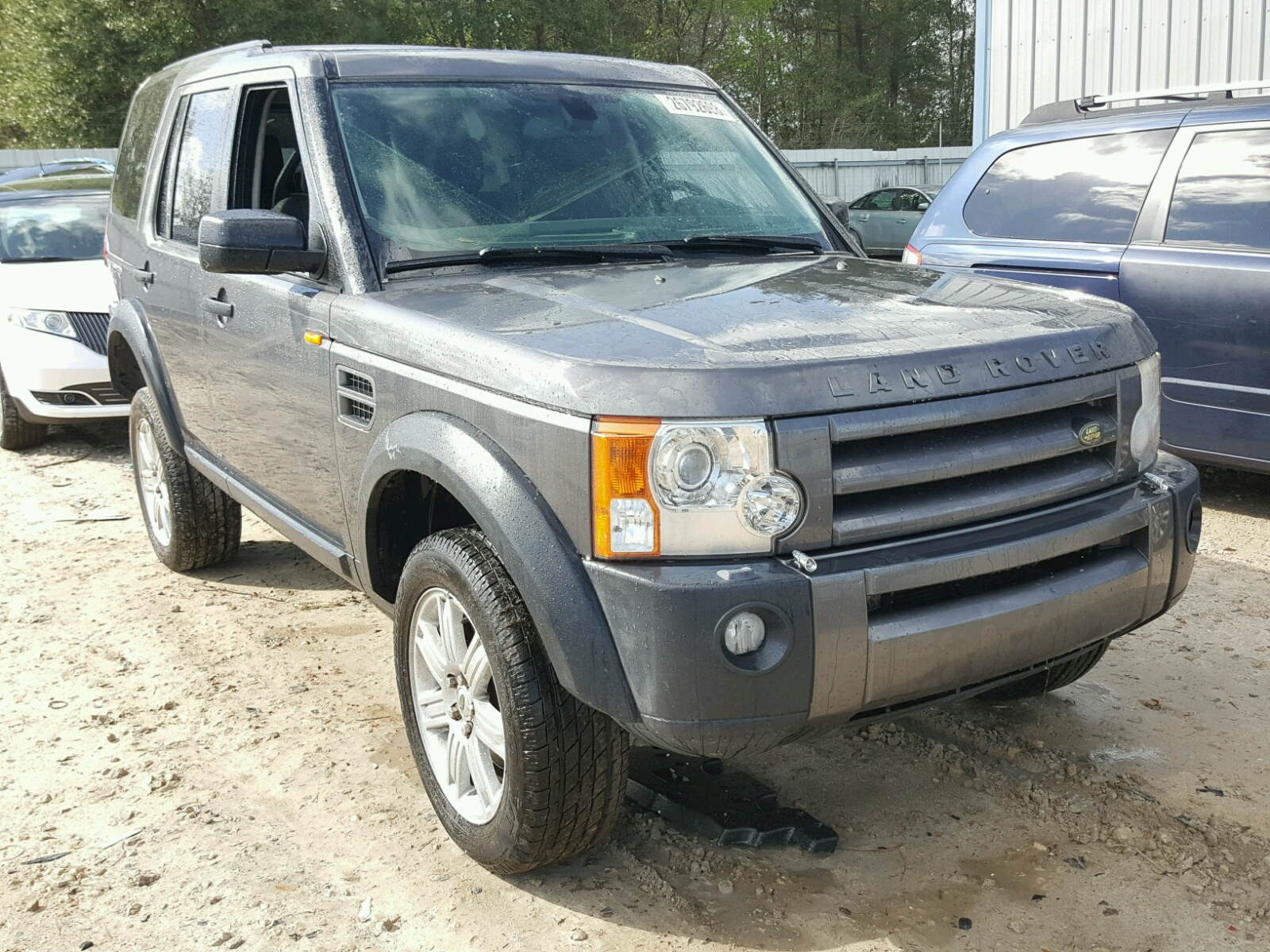 hse close of en title birmingham sale al auto view landrover carfinder cert for rover lot silver online in copart auctions land up salvage on