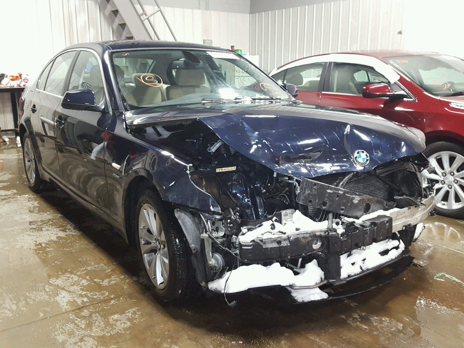 Auto Auction Ended On VIN WBANAB BMW I In GA - 2010 bmw 530i