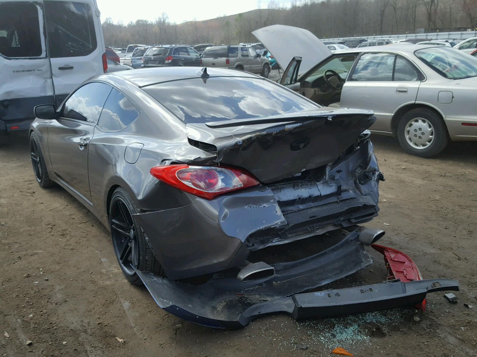 salvage g lot greer in auto online cert auctions santa fe of title red carfinder hyundai sc en copart sale on