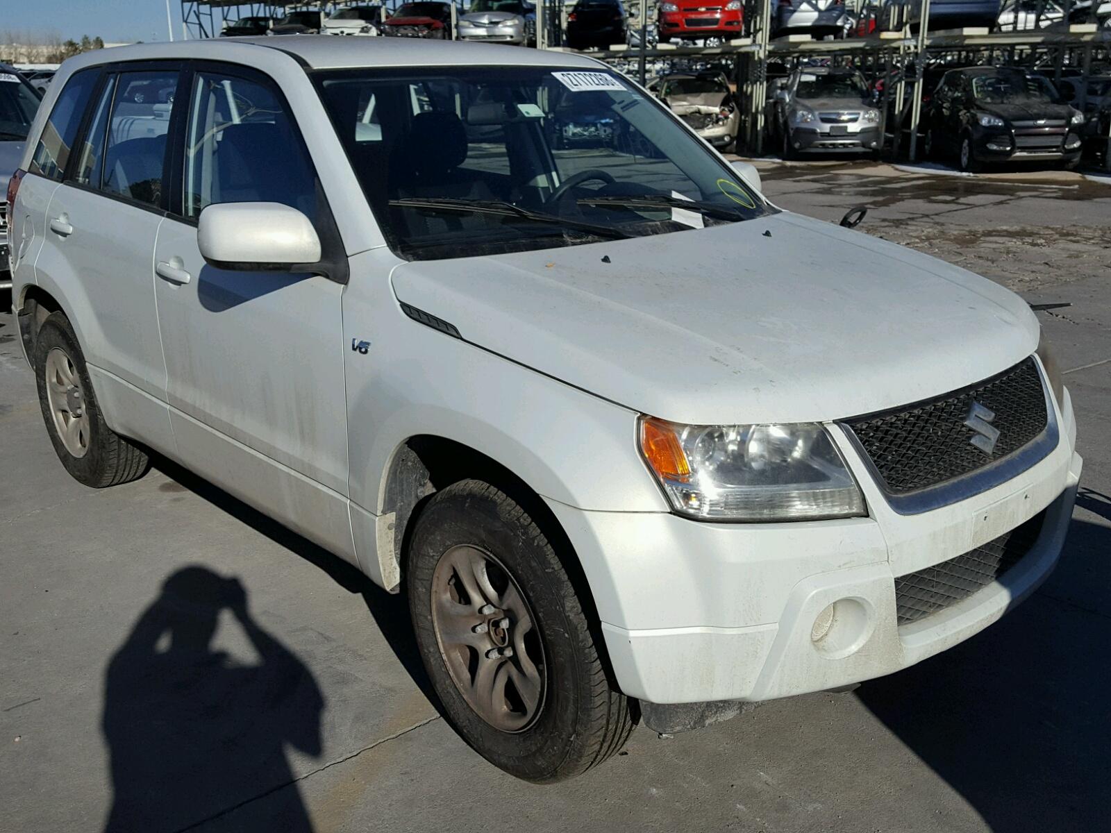 Salvage 2006 Suzuki GRAND VITARA for sale