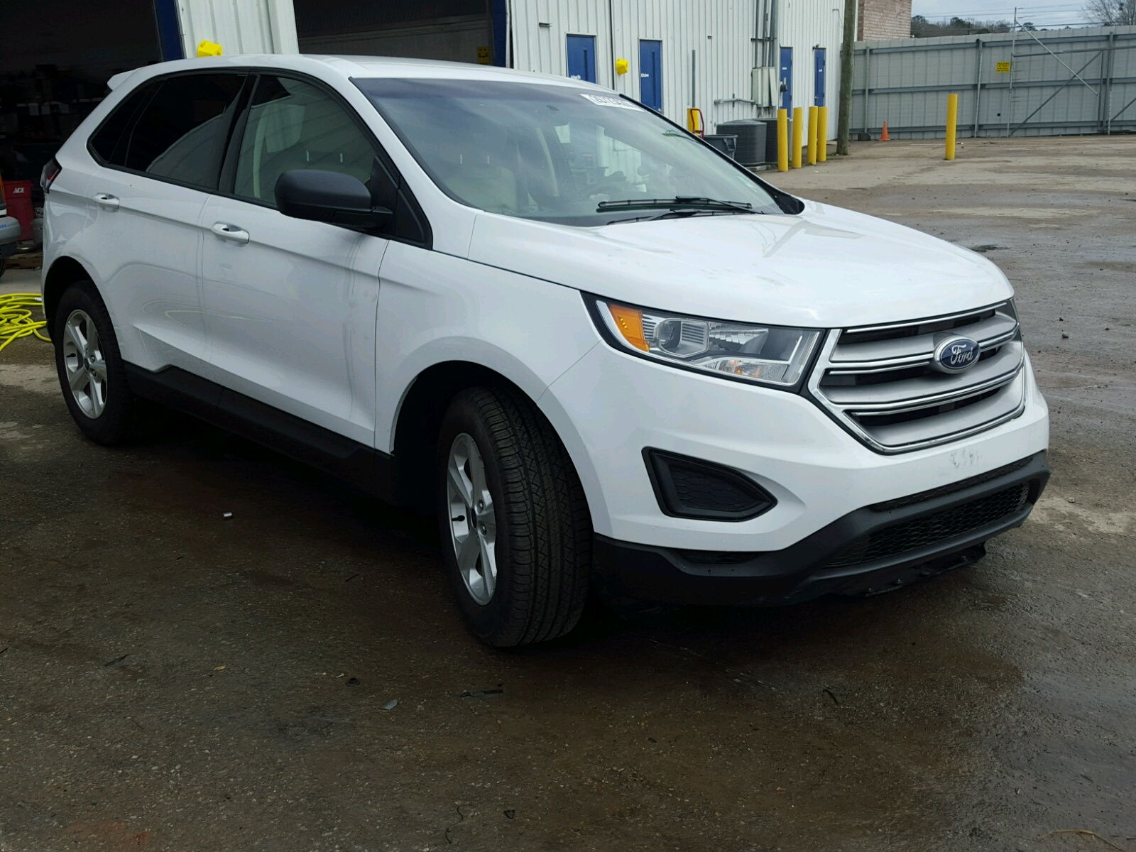 Auto Auction Ended On Vin 1ftew1cm3bfc44606 2011 Ford