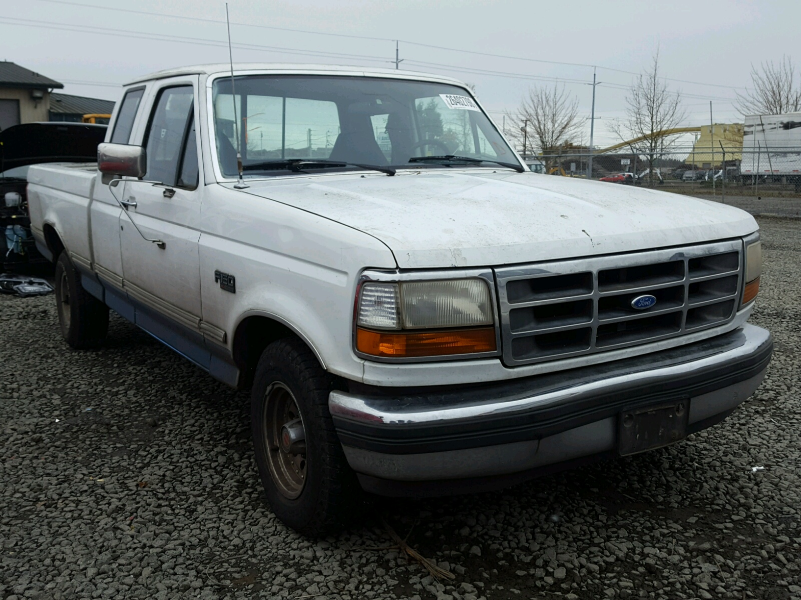 Auto auction ended on vin 1ftex15n6nka24214 1992 ford f150 in or eugene