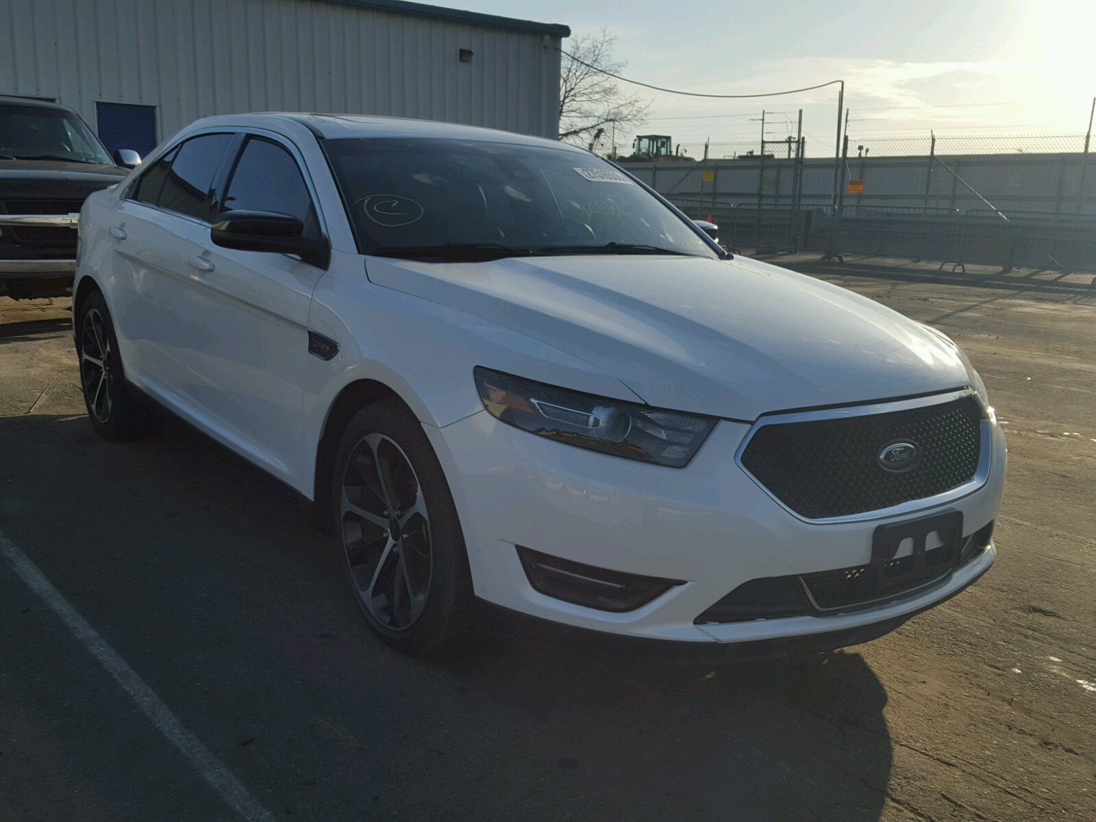 2014 ford taurus sho for sale at copart brookhaven ny lot 27516508. Black Bedroom Furniture Sets. Home Design Ideas