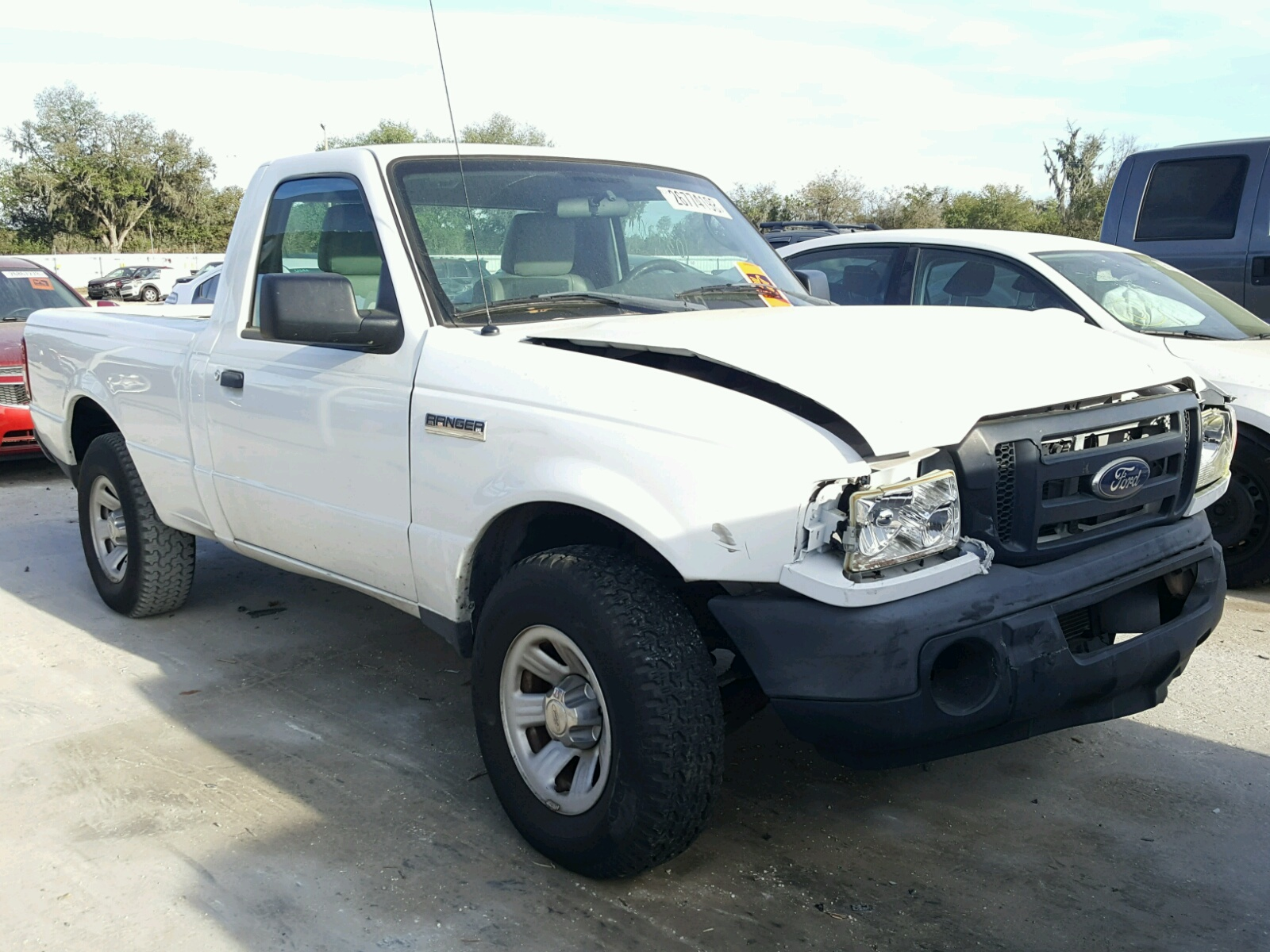 1ftkr1ad5bpa14766 2011 ford ranger 2 3l left view