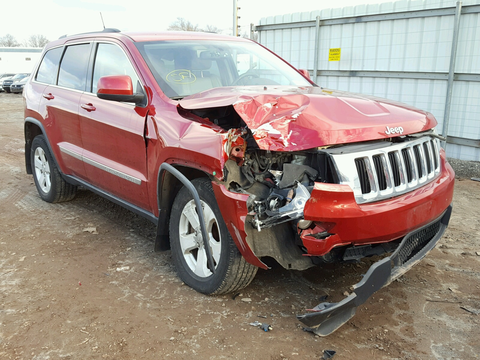 Auto Auction Ended on VIN 1C4PJLCB3GW 2016 JEEP CHEROKEE L in