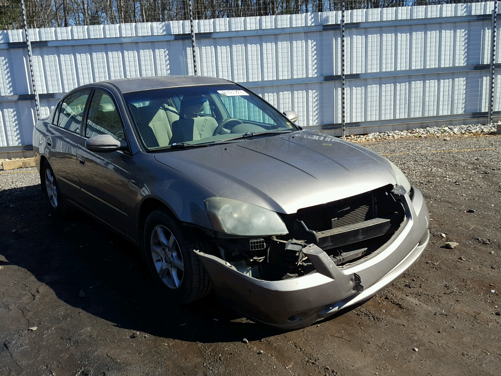 Auto Auction Ended on VIN 1N4AL11D66C 2006 NISSAN ALTIMA S in