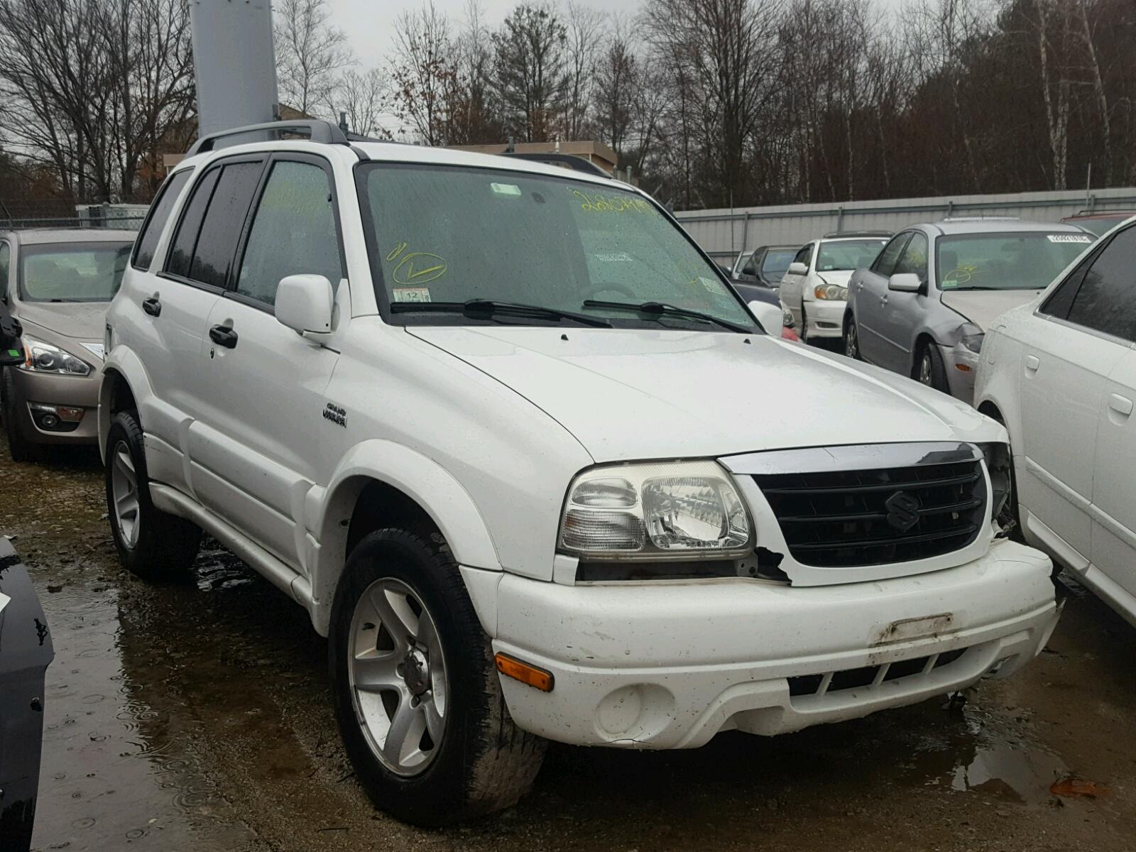 Auto Auction Ended on VIN: JS3TD62V914163884 2001 SUZUKI GRAND ...