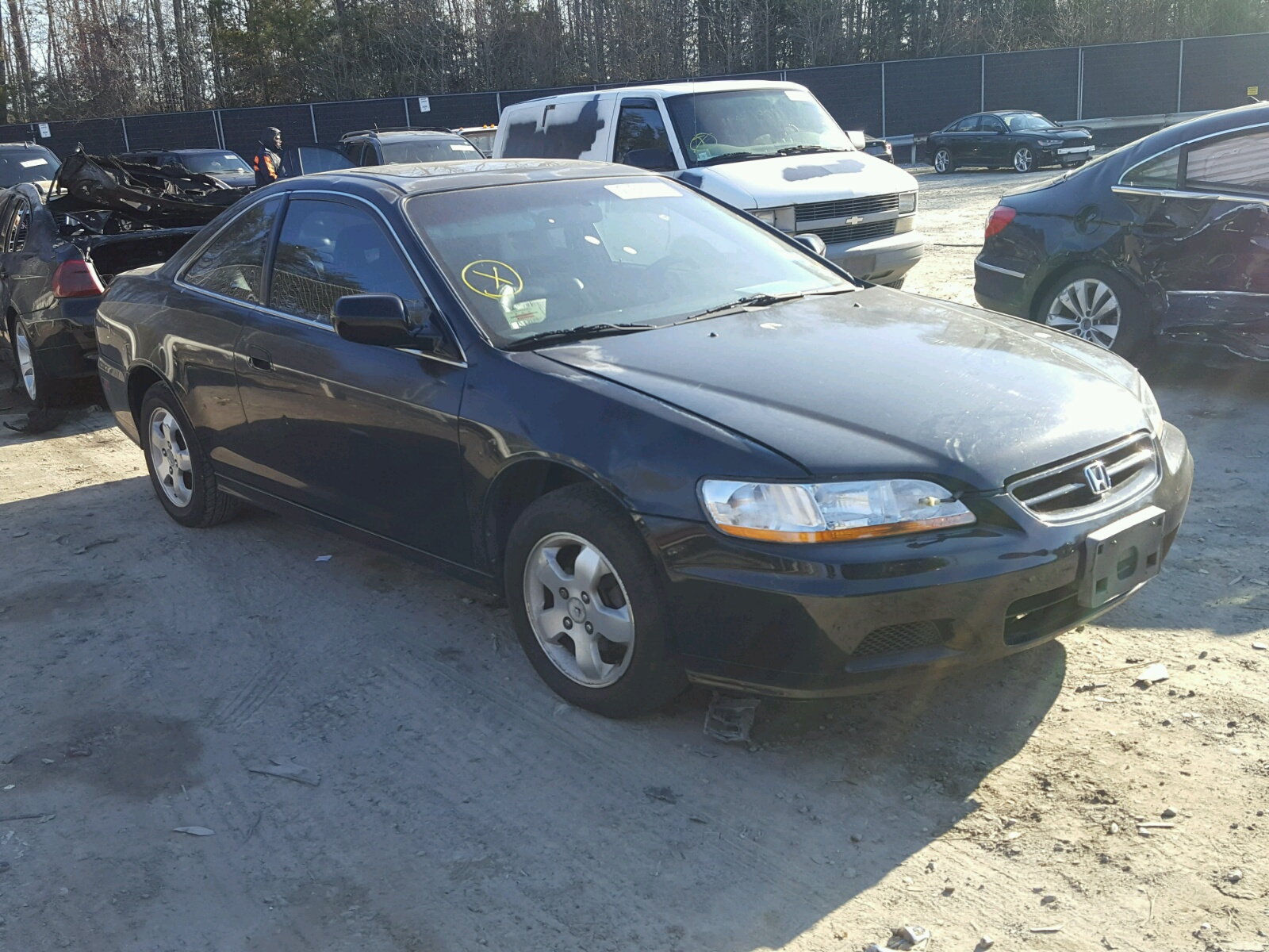 2002 HONDA ACCORD EX 2.3L