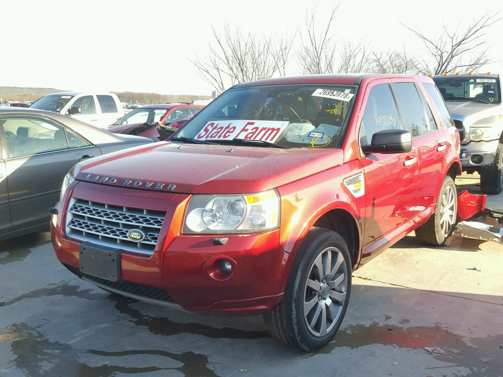 beach west vin auctions palm land on carfinder left lot se sale landrover auction online ended for auto rover title of view en fl copart certificate