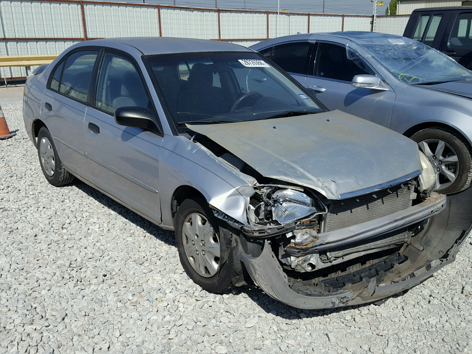 Auto Auction Ended On Vin 1hgem21991l032837 2001 Honda