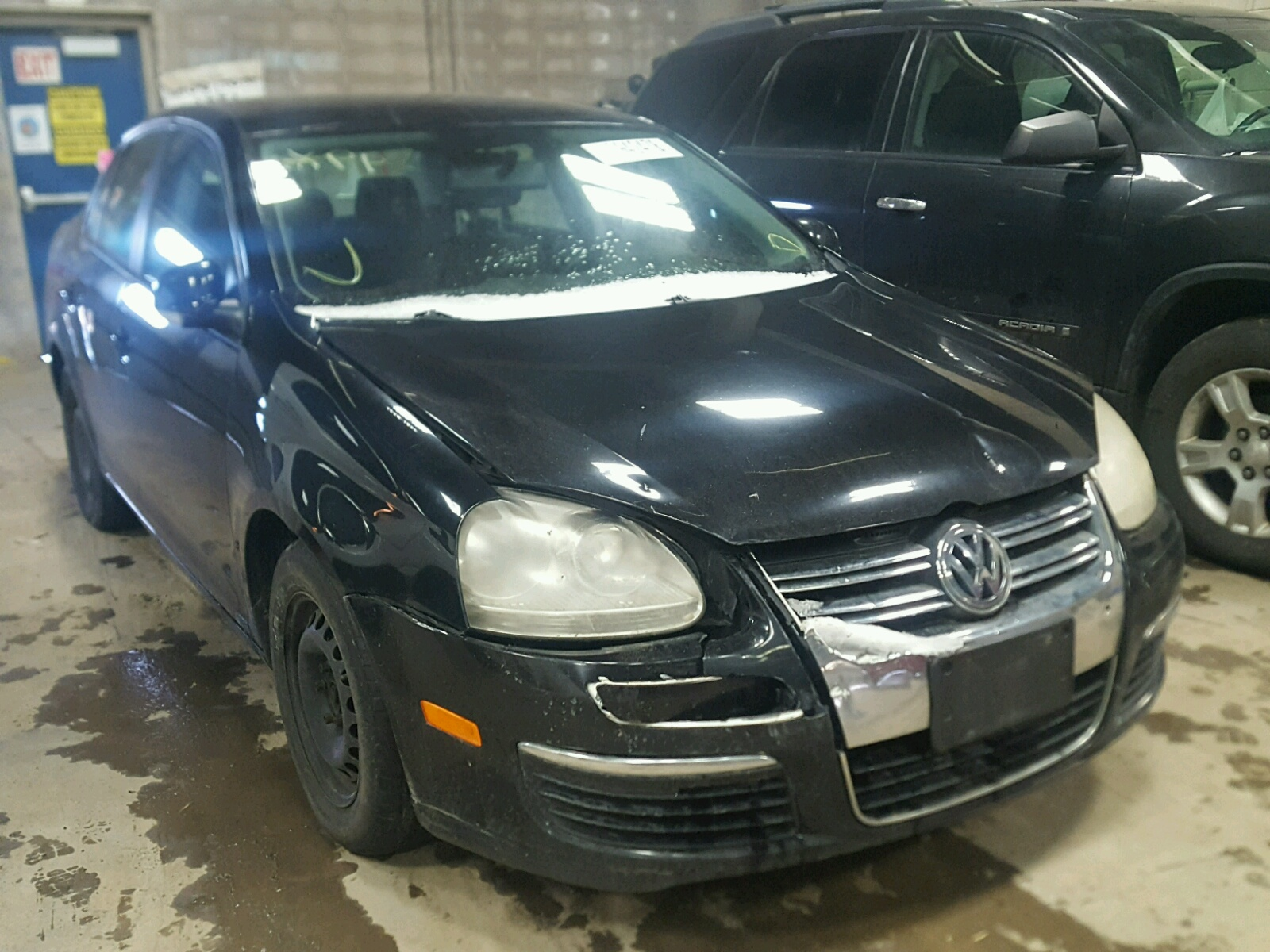 Auto Auction Ended On Vin Wvgbe77l69d002209 2009