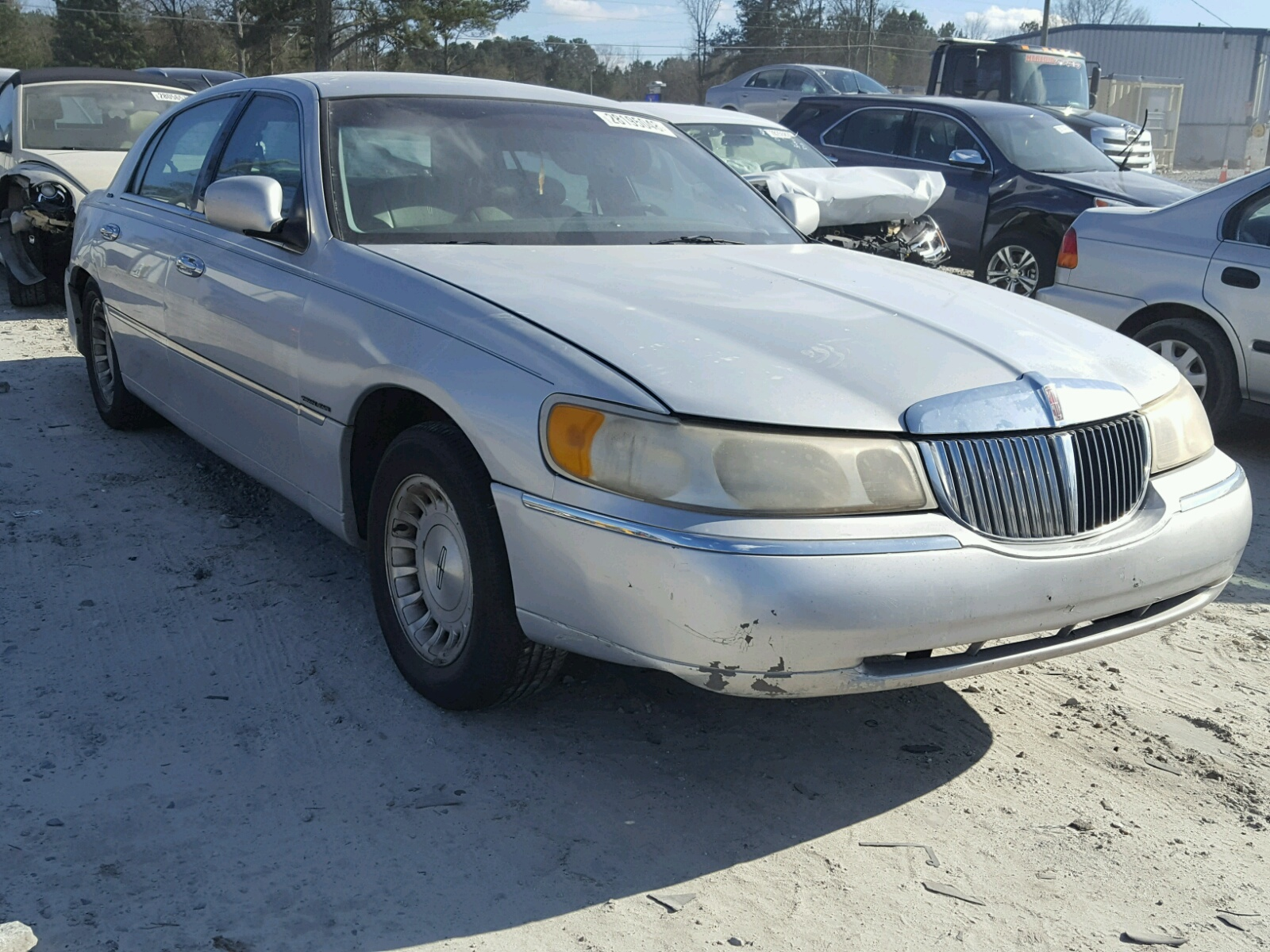 coach size auction window lincoln stretch in full krystal sale car town new item limous for limousine