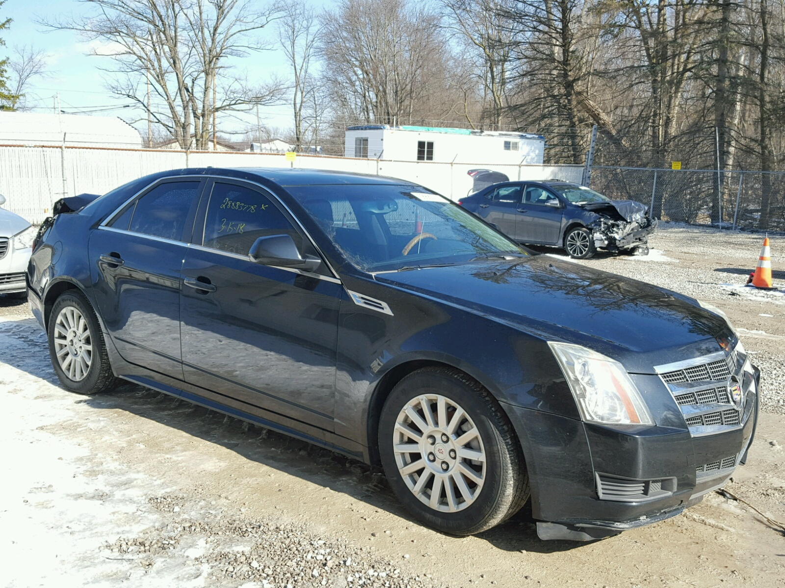 auto cadillac sales black currie cts bob