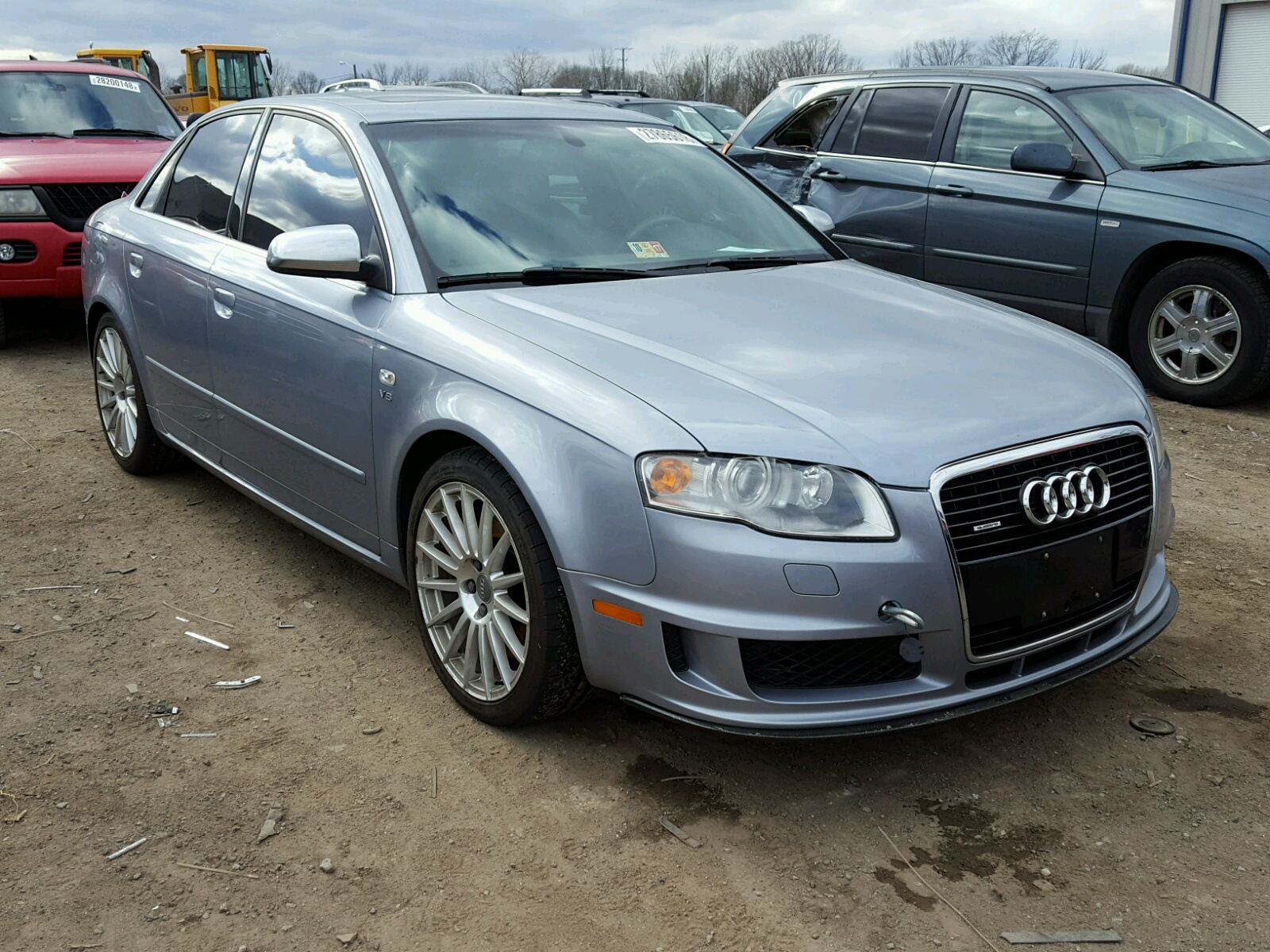 Auto Auction Ended On Vin Waufnaf4xhn046362 2017 Audi A4