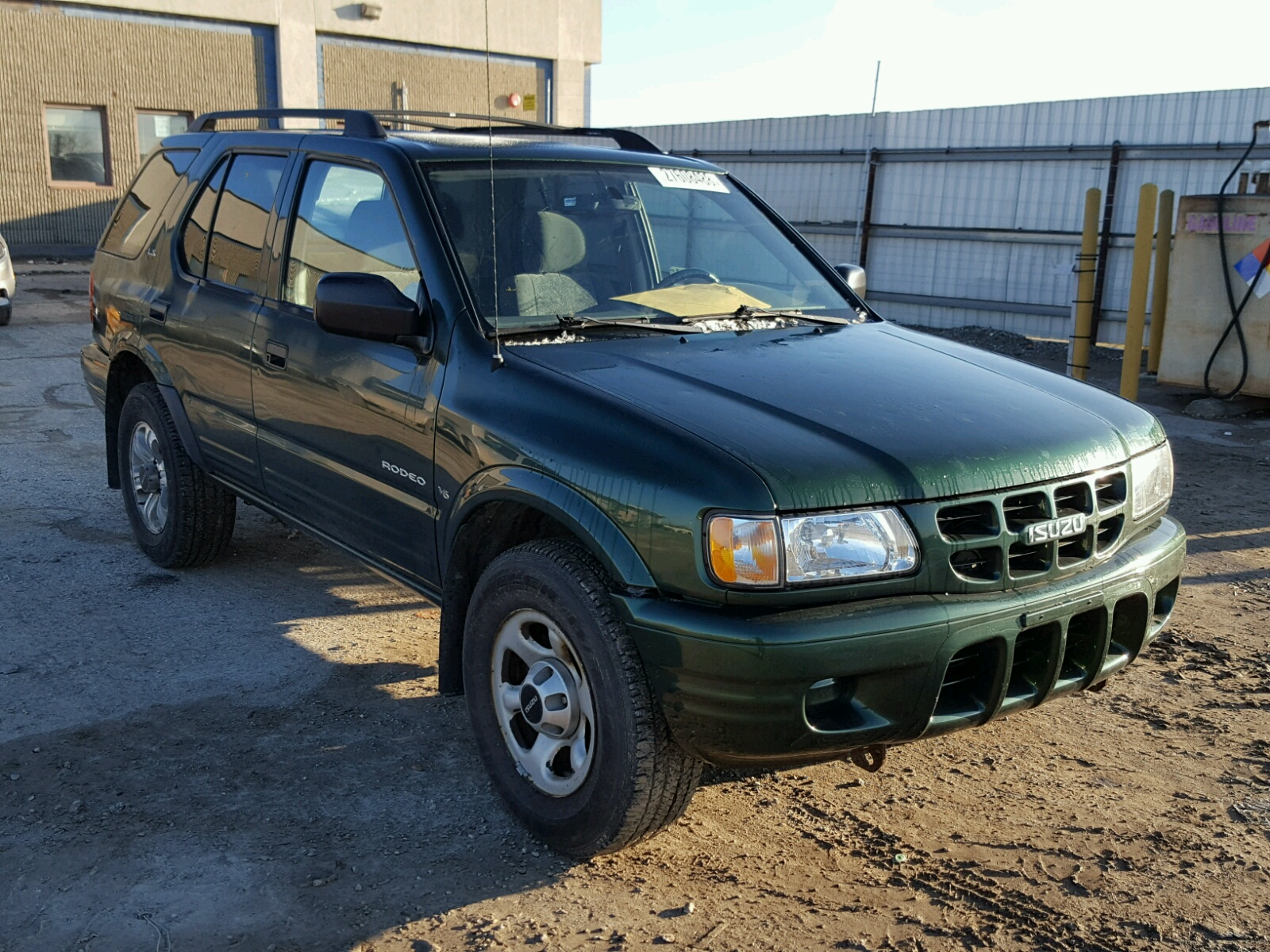 2017 Isuzu Rodeo Best New Cars For 2018 1999 Ls Auto Auction Ended On Vin Jalc4w160h7003201 Npr In Ca