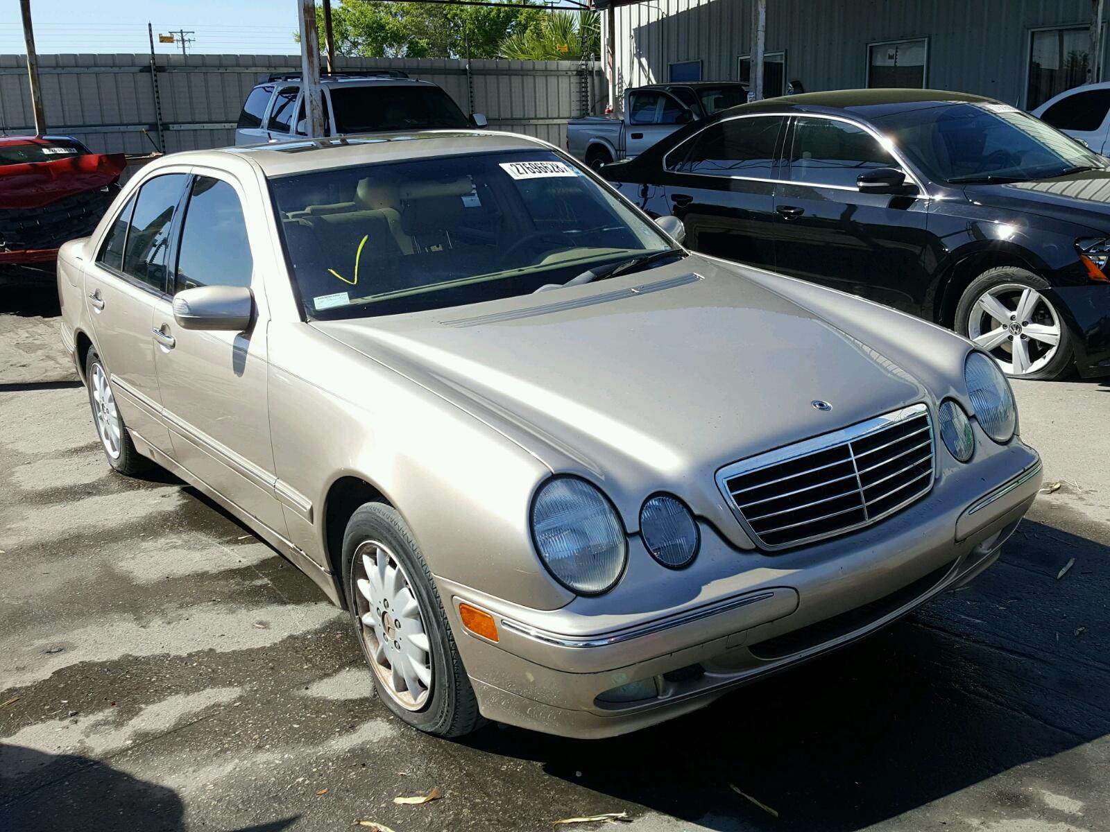 Auto Auction Ended On Vin Wddgf56x39r043051 2009 Mercedes Benz C350 2001 E 320 32l
