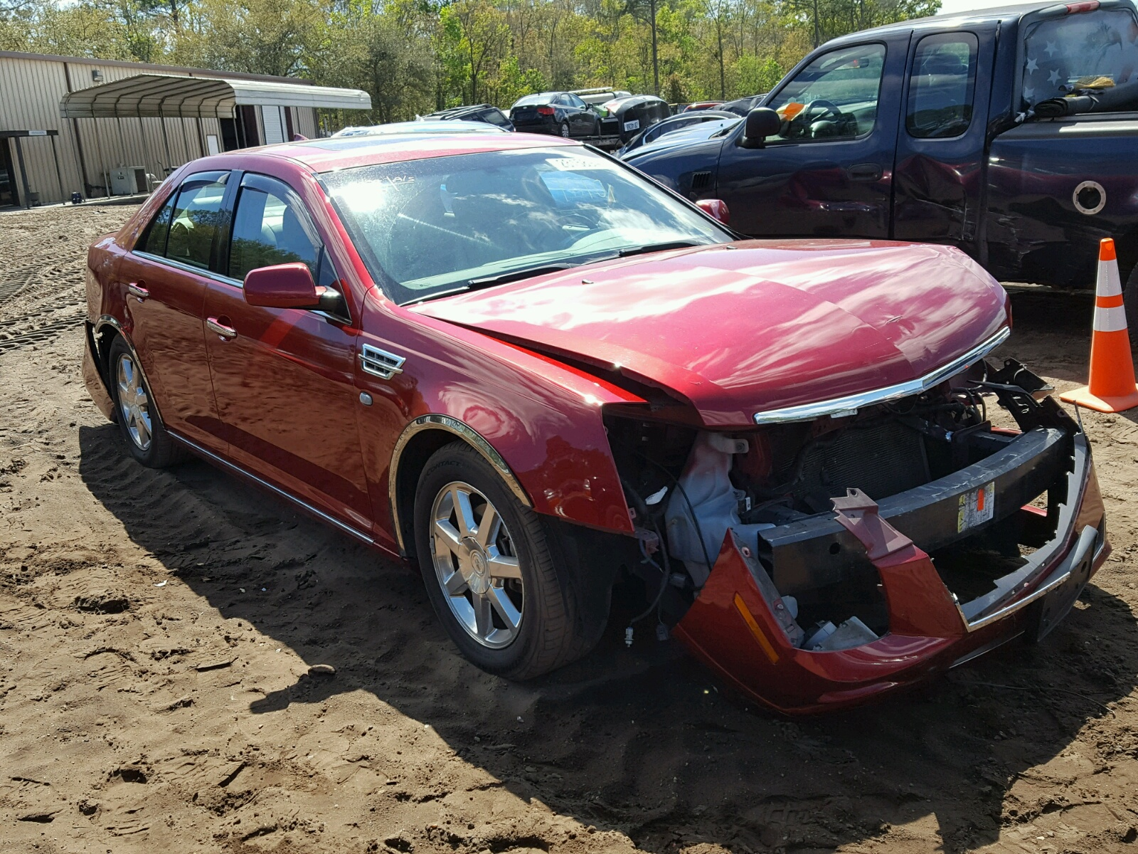 lebanon cars at tn cadillac lot sts copart sale for