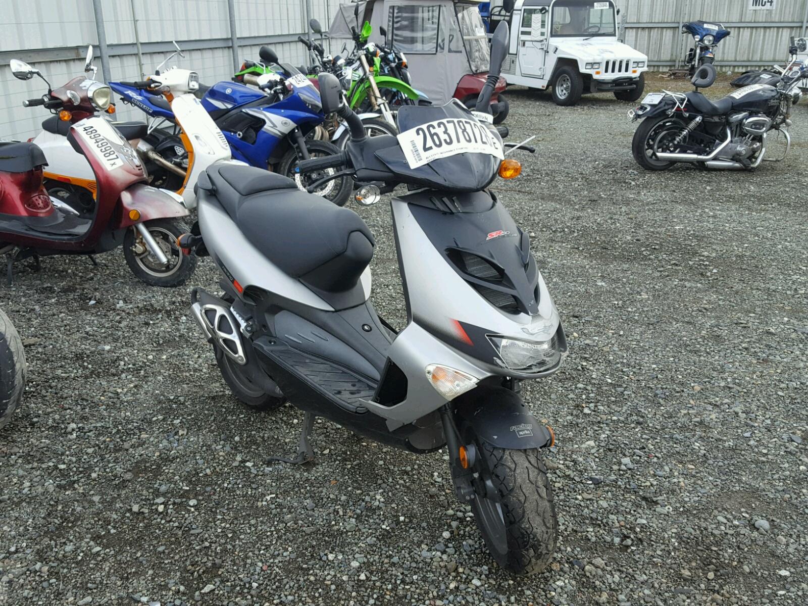 Aprilia Scooter 750