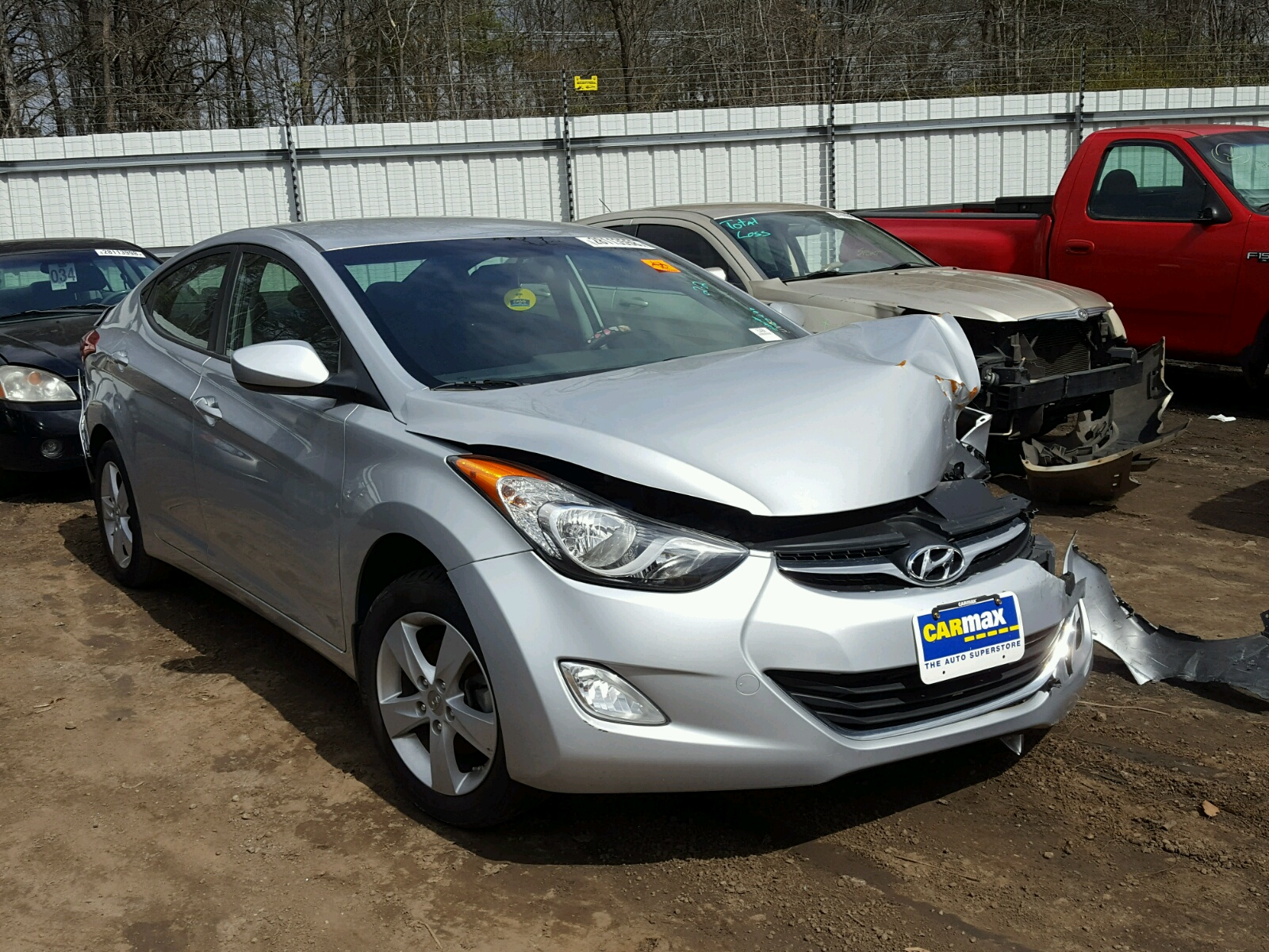 hyundai title en in sale on auctions of carfinder sc auto certificate lot copart accent eeda gls black greer online