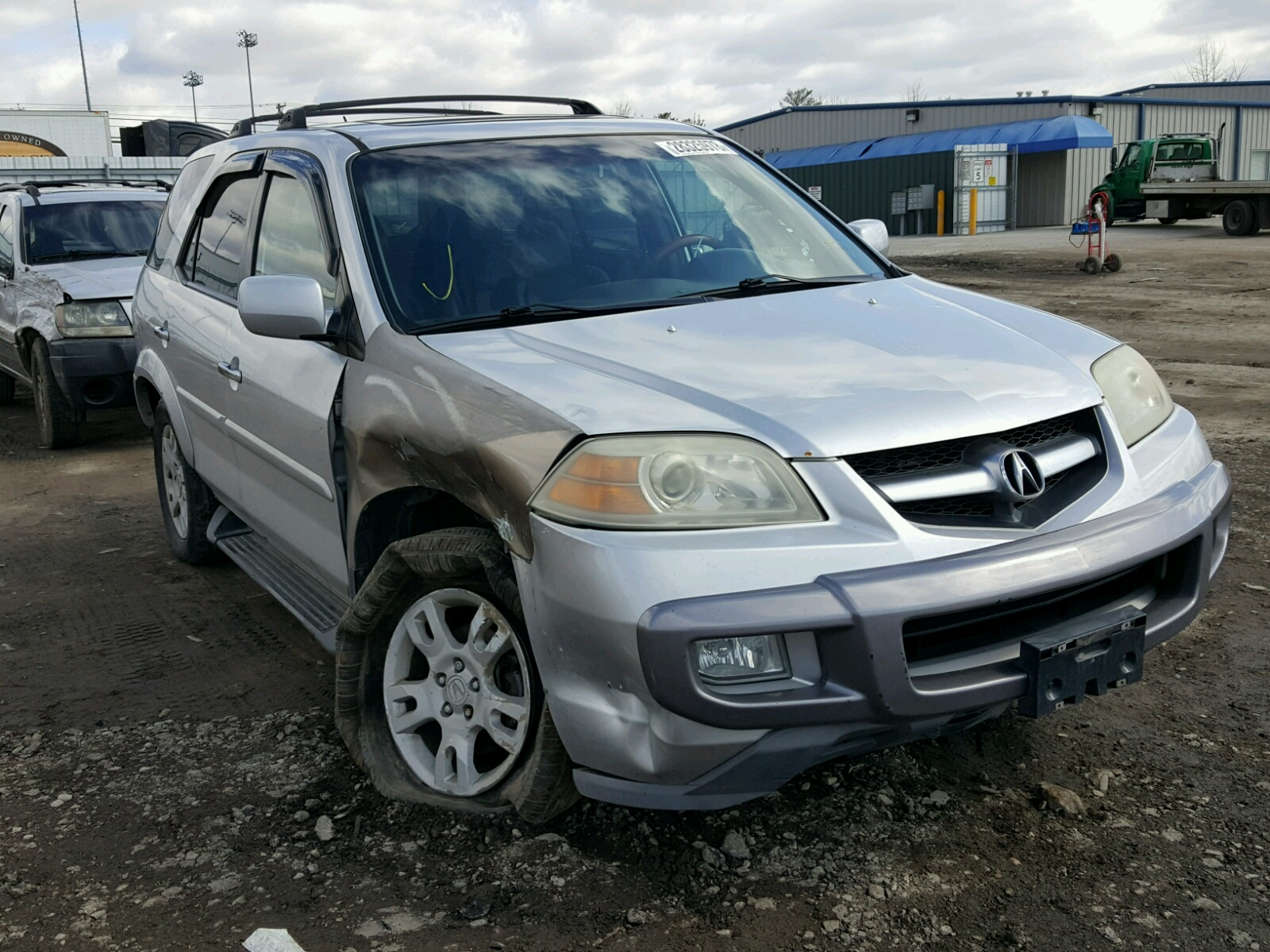 HNYDH SILVER ACURA MDX TOURIN On Sale In MD - Acura mdx 2005 for sale