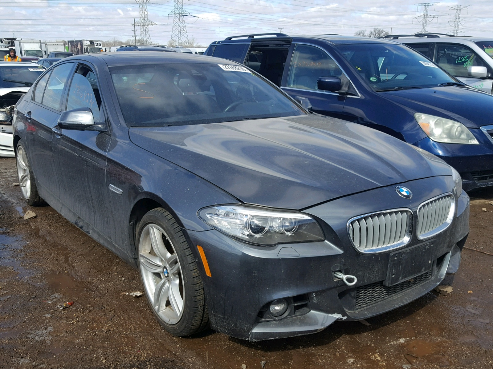 Auto Auction Ended On Vin Wba1l9c53gv324321 2016 Bmw 228