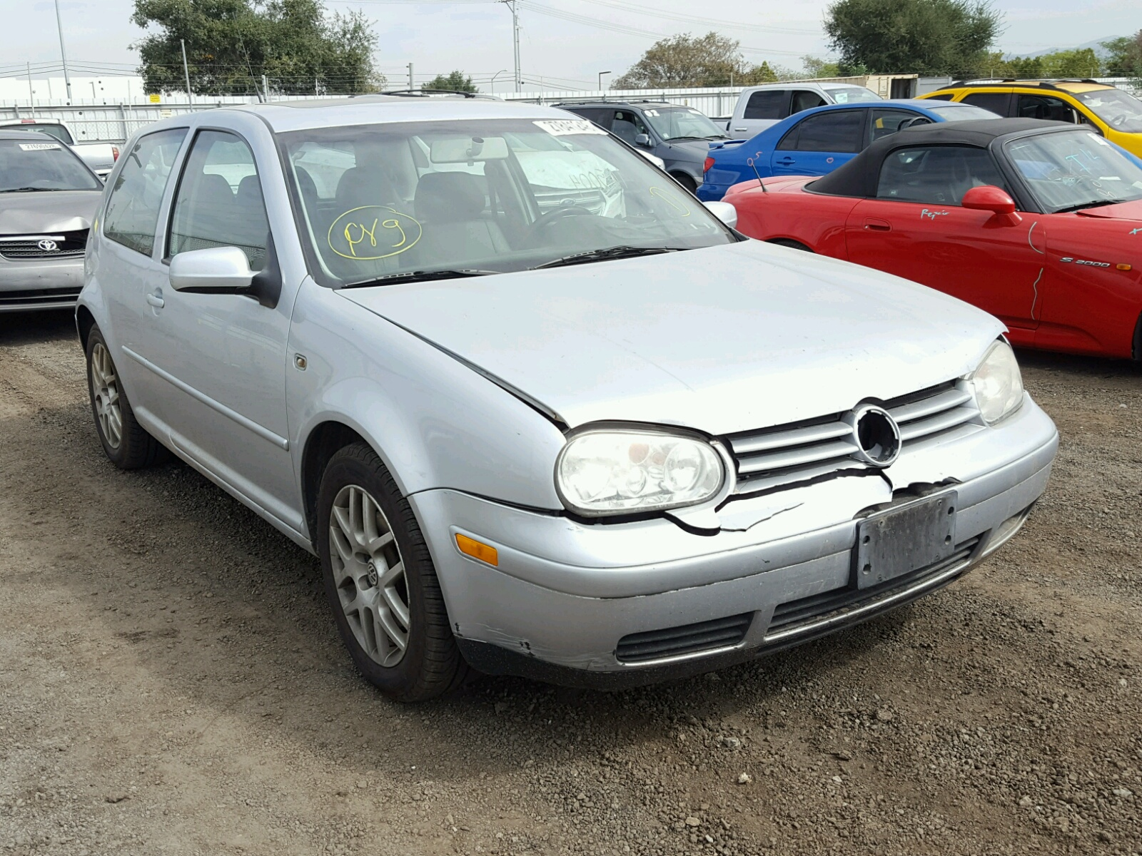 online view auctions salvage en black copart san left lot ca in diego sale se certificate volkswagen jetta on auto carfinder
