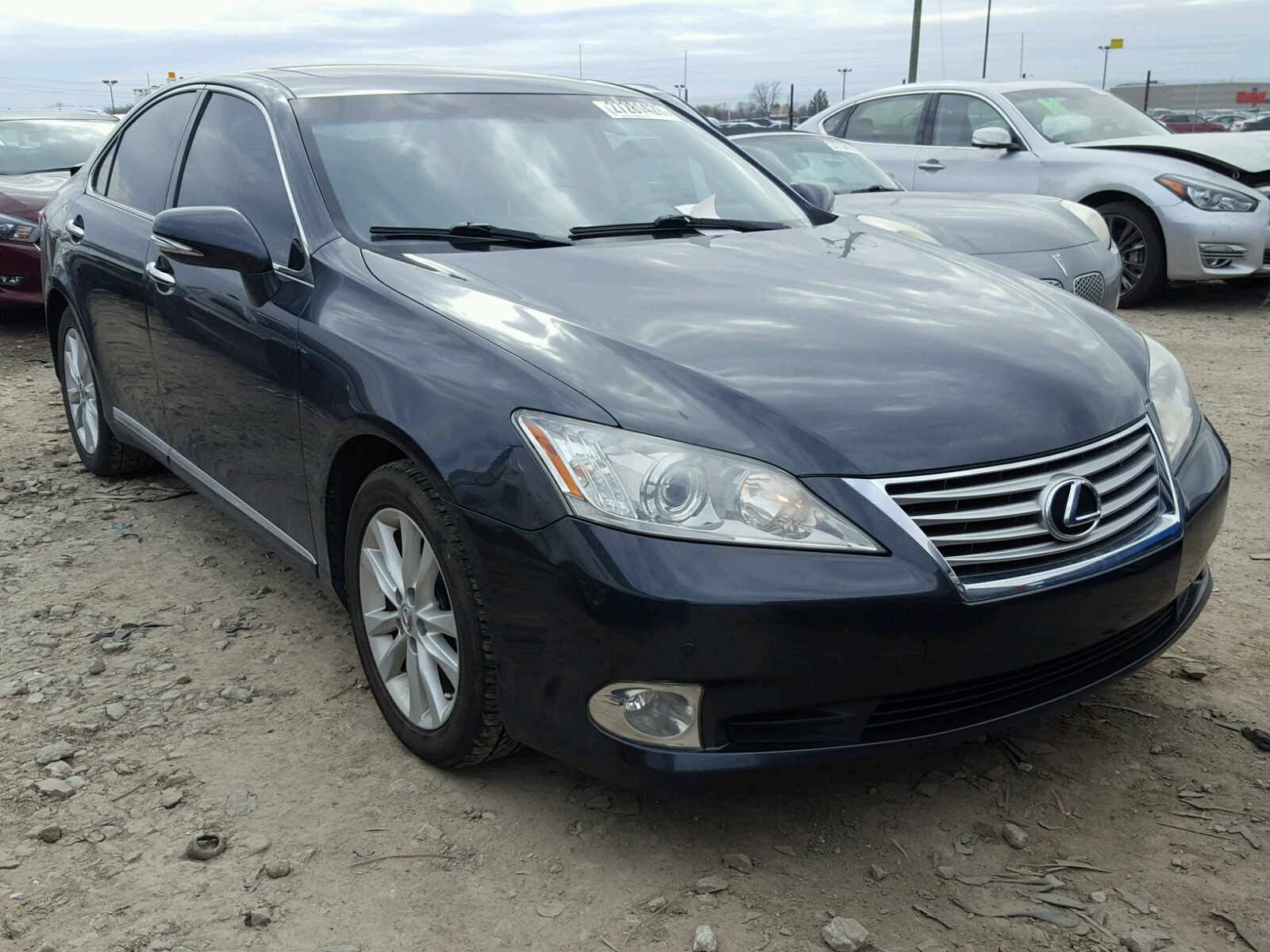 lexus copart for lot sale fl es cars miami at
