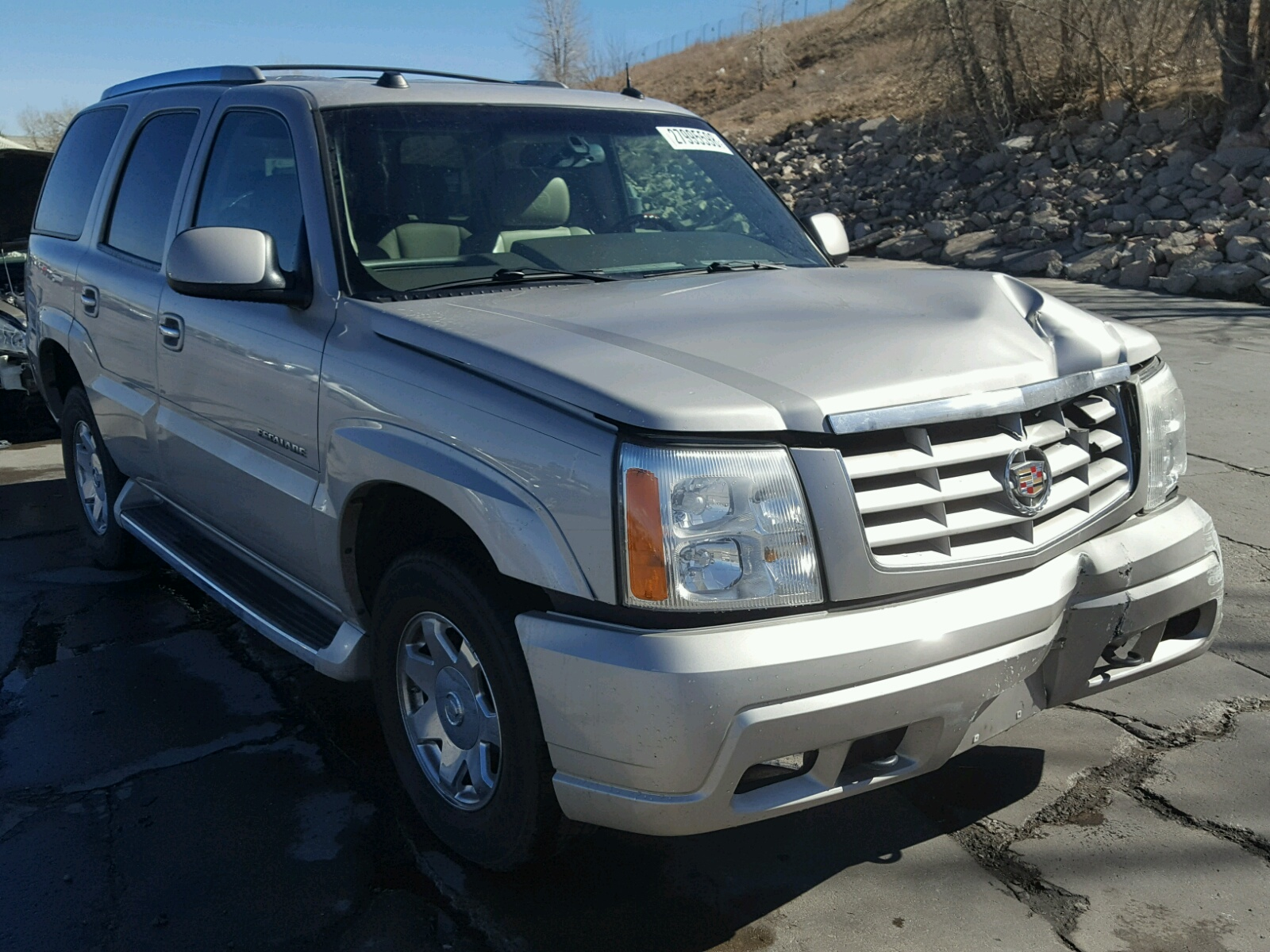 truck escalade sale awd ext used for cadillac