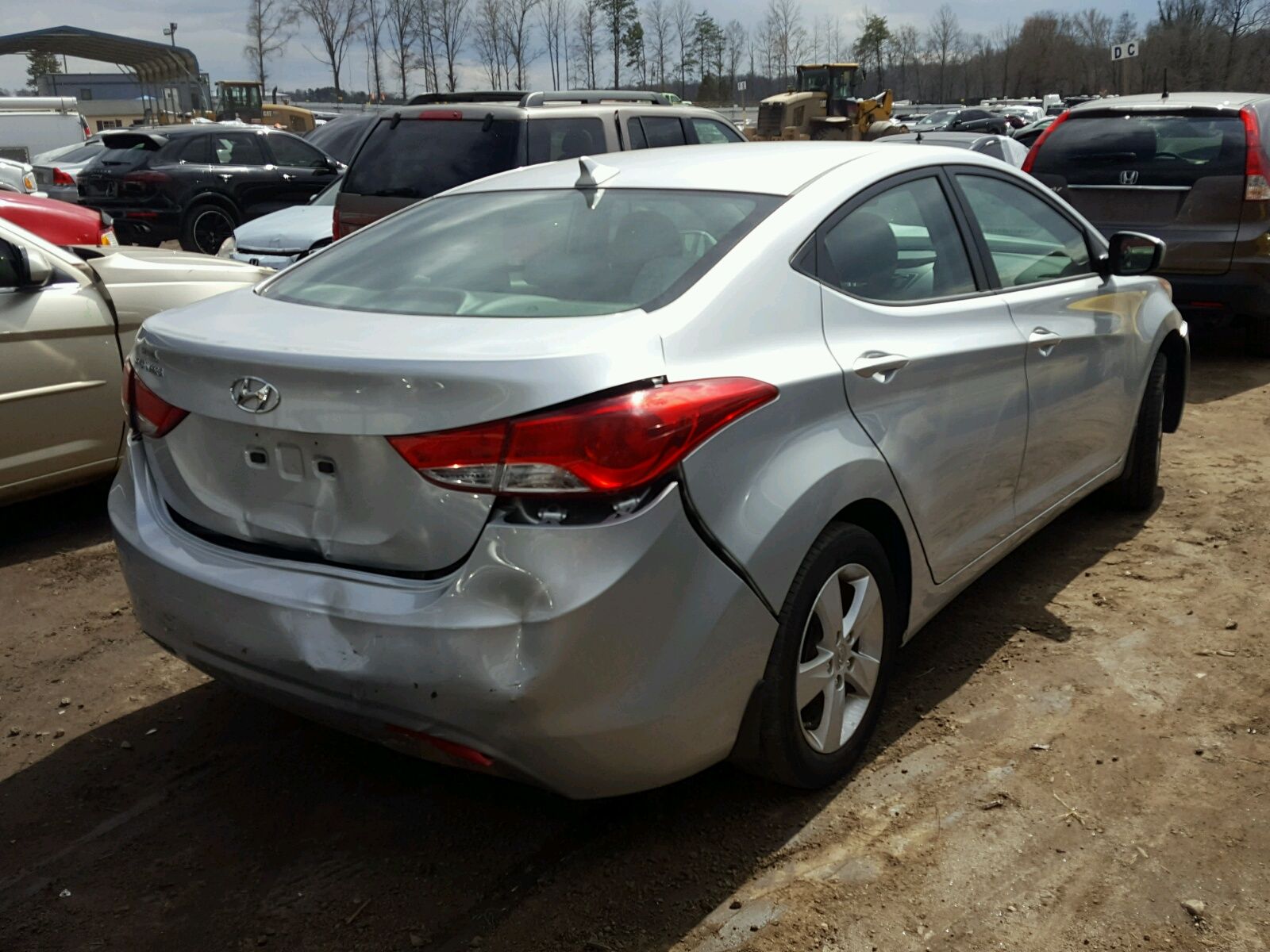 title in carfinder on view hyundai en copart gls angle sonata cert salvage sale auto silver lot greer online of sc auctions