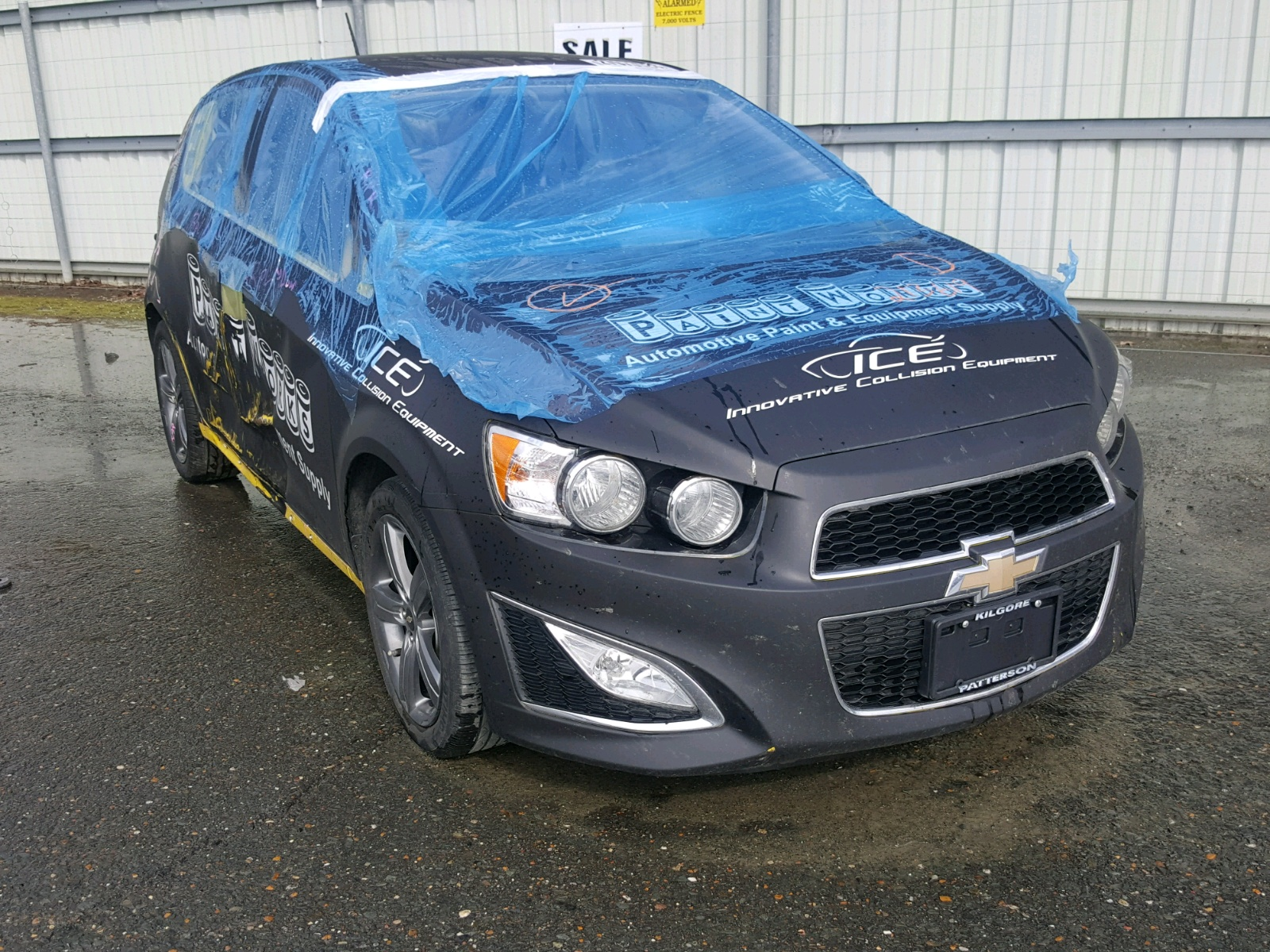 car sonic rs rally watch youtube chevrolet