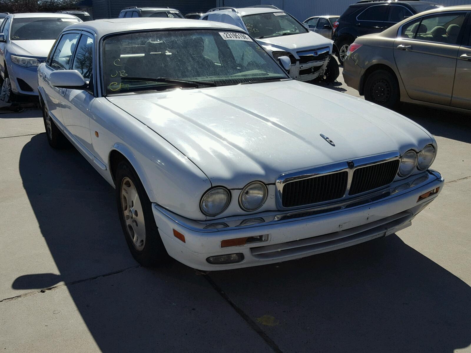 1997 JAGUAR XJ6 L 4.0L