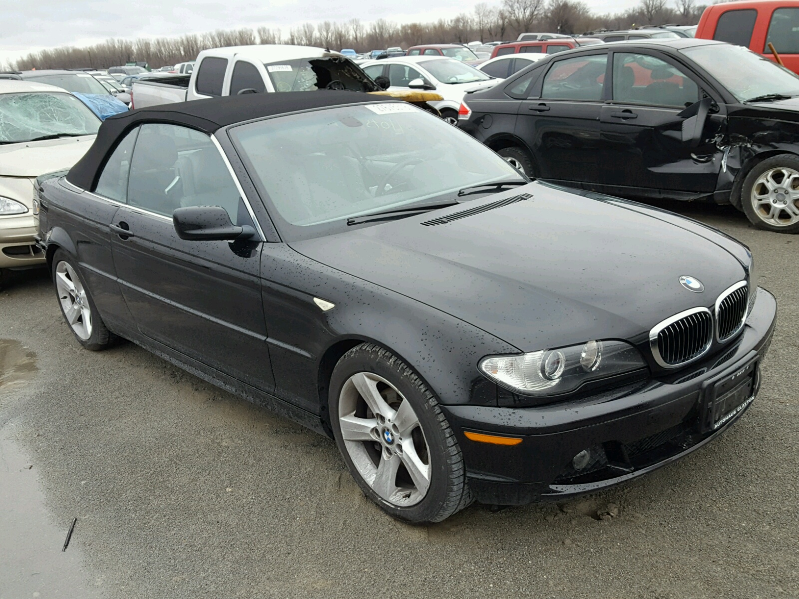 Auto Auction Ended On VIN WBAACDF BMW I In FL - 2004 bmw 328i