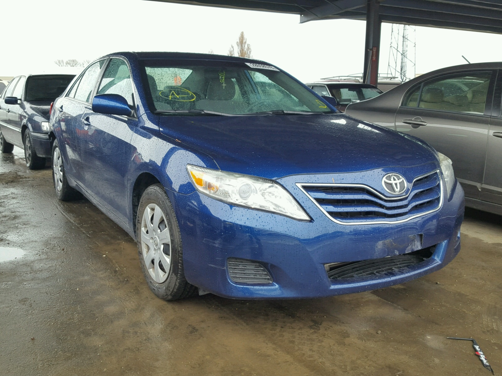 2011 Toyota Camry Base