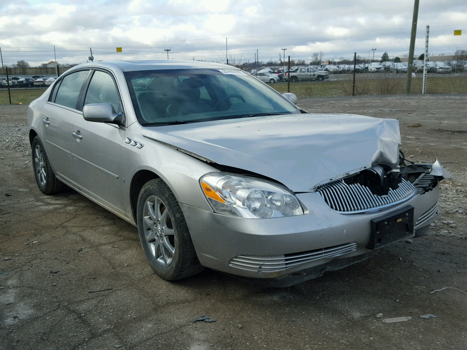 salvage cert copart sale of en carfinder in buick for auctions on auto lot minneapolis online silver mn lucerne cx title